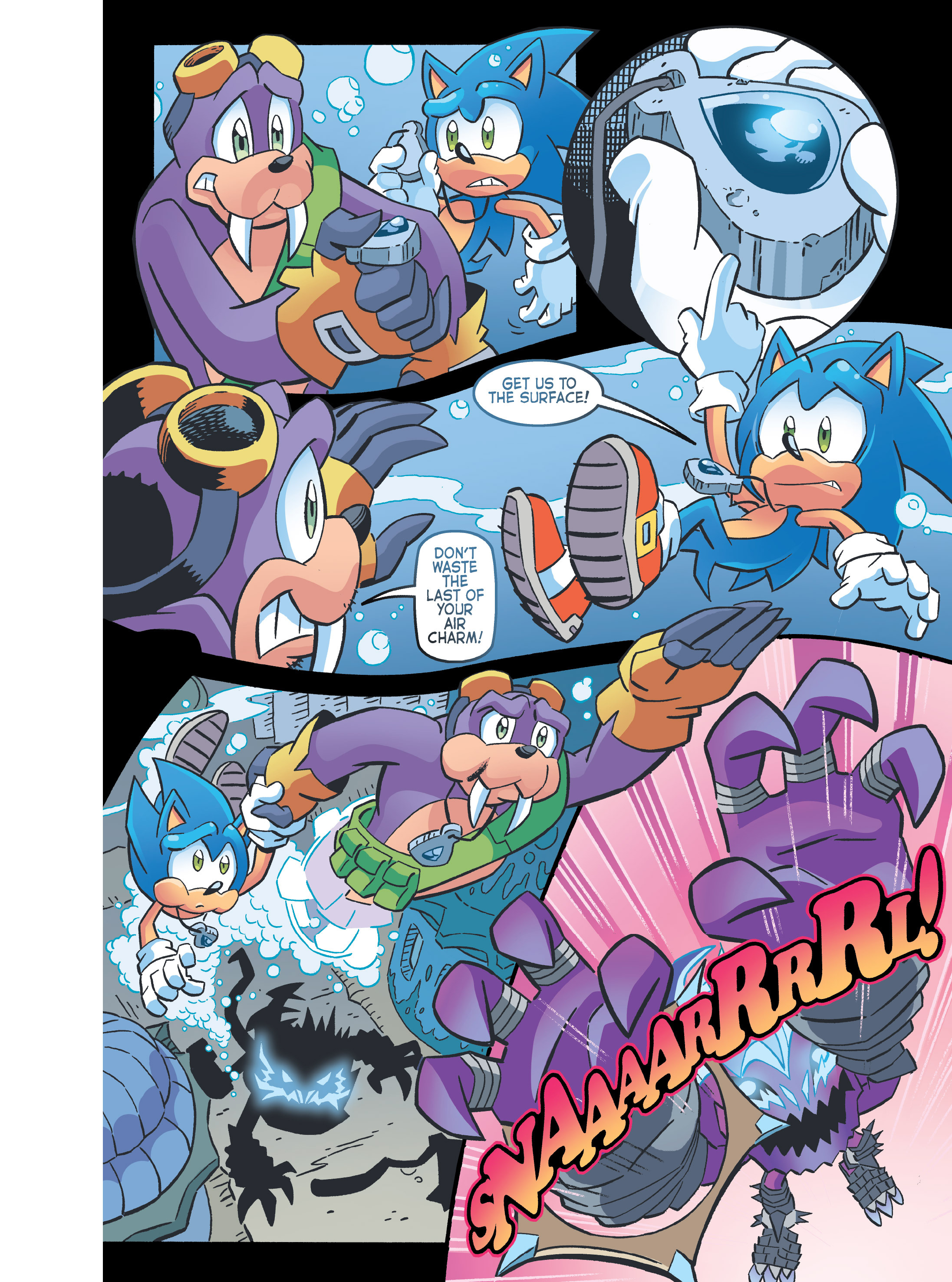 Read online Sonic Super Digest comic -  Issue #10 - 92