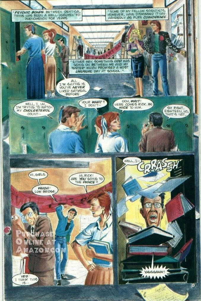 Read online Quantum Leap comic -  Issue #6 - 10