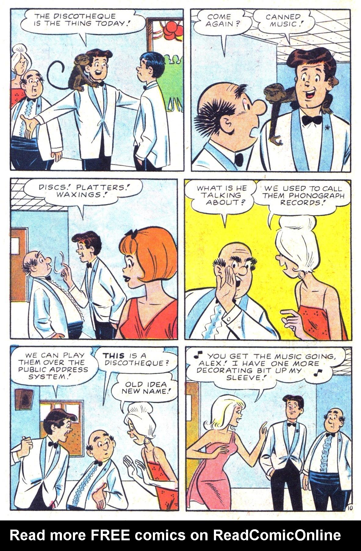 Read online She's Josie comic -  Issue #17 - 14