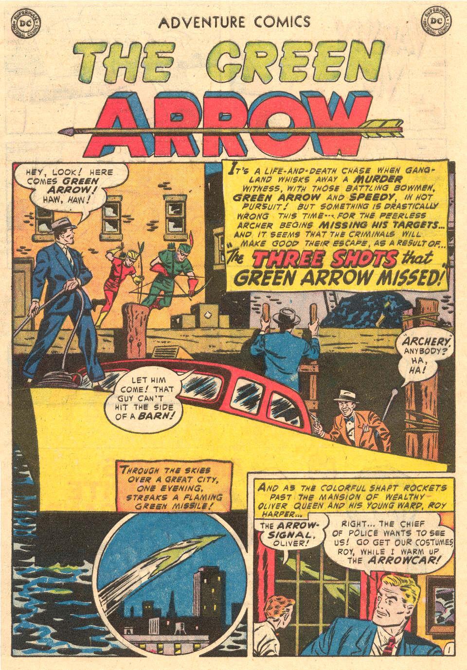 Read online Adventure Comics (1938) comic -  Issue #193 - 34
