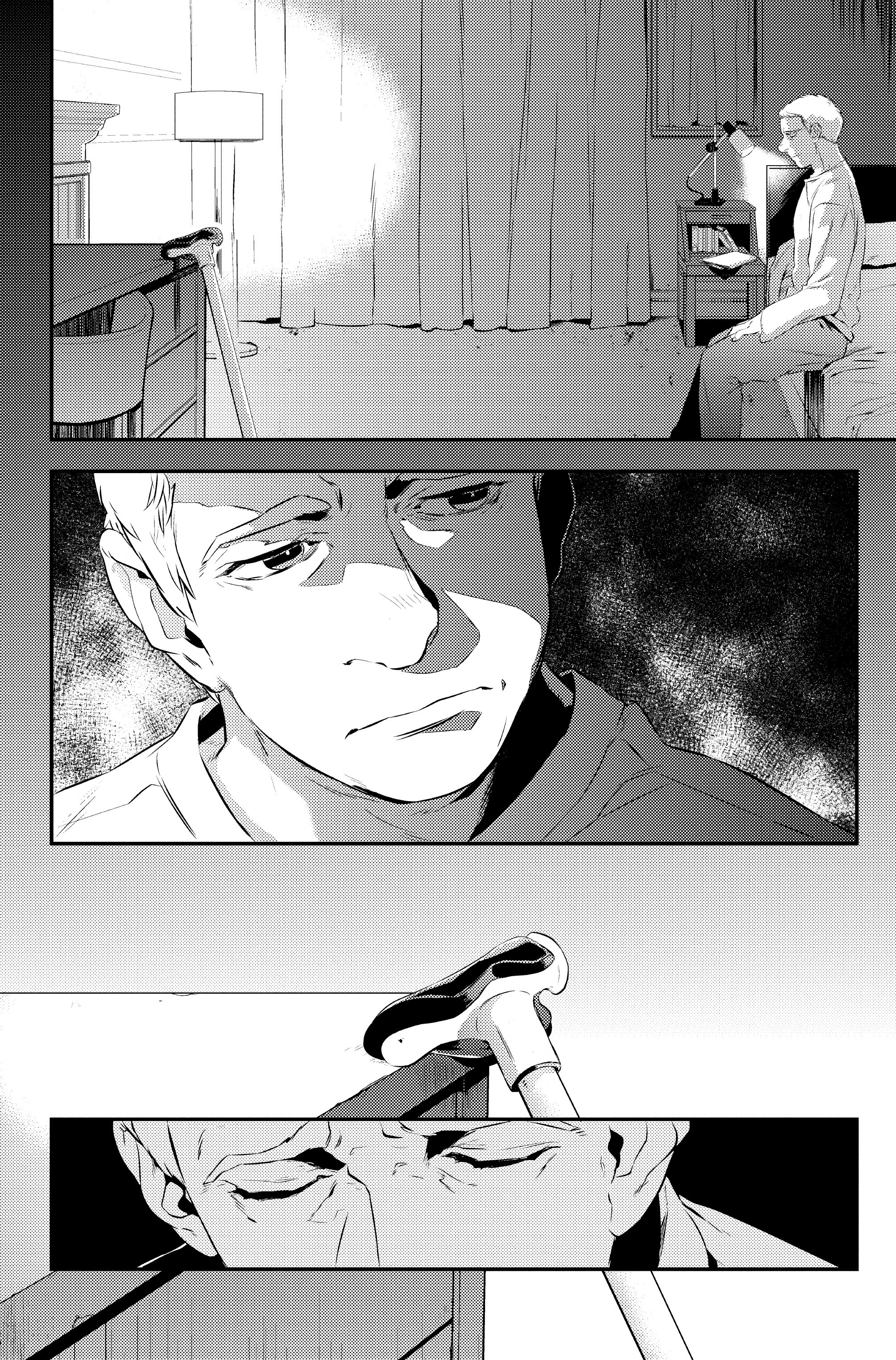 Read online Sherlock: A Study In Pink comic -  Issue #1 - 18