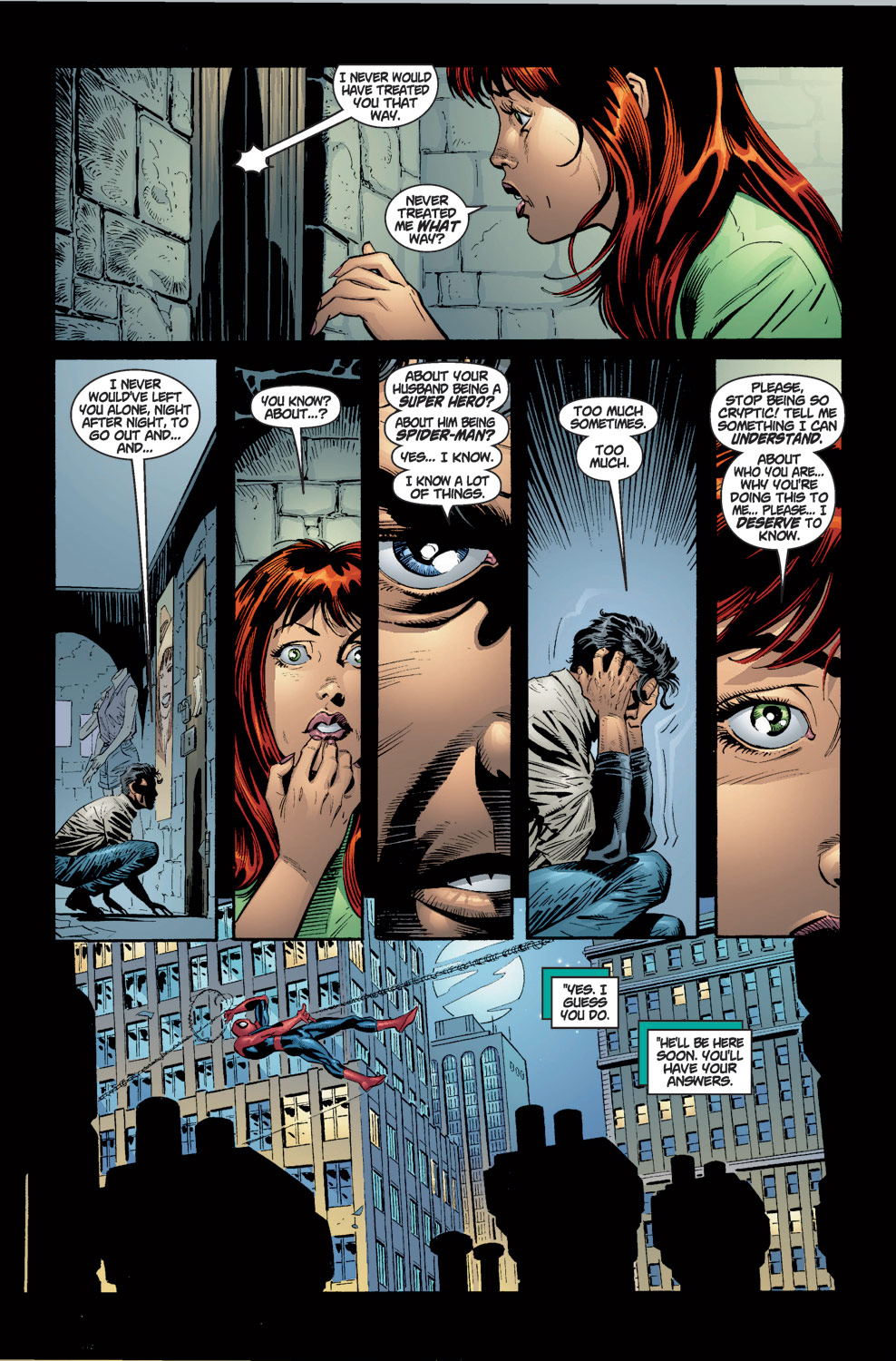 The Amazing Spider-Man (1999) 29 Page 11
