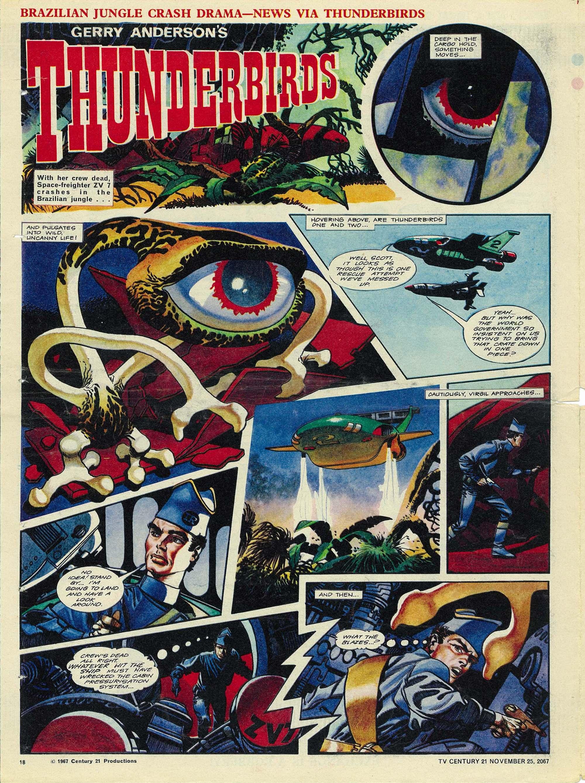 Read online TV Century 21 (TV 21) comic -  Issue #149 - 17