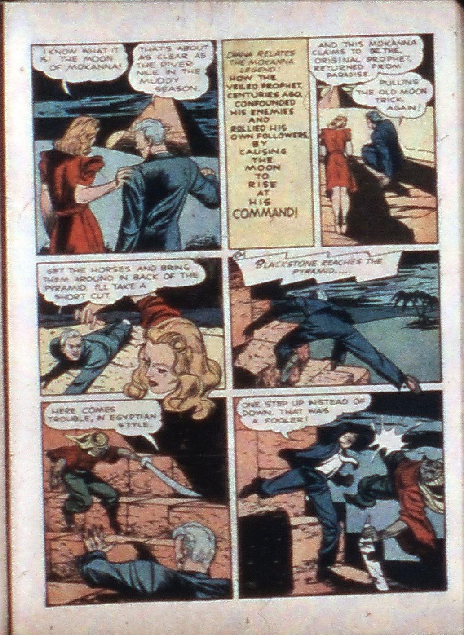 Read online Super-Magician Comics comic -  Issue #3 - 21