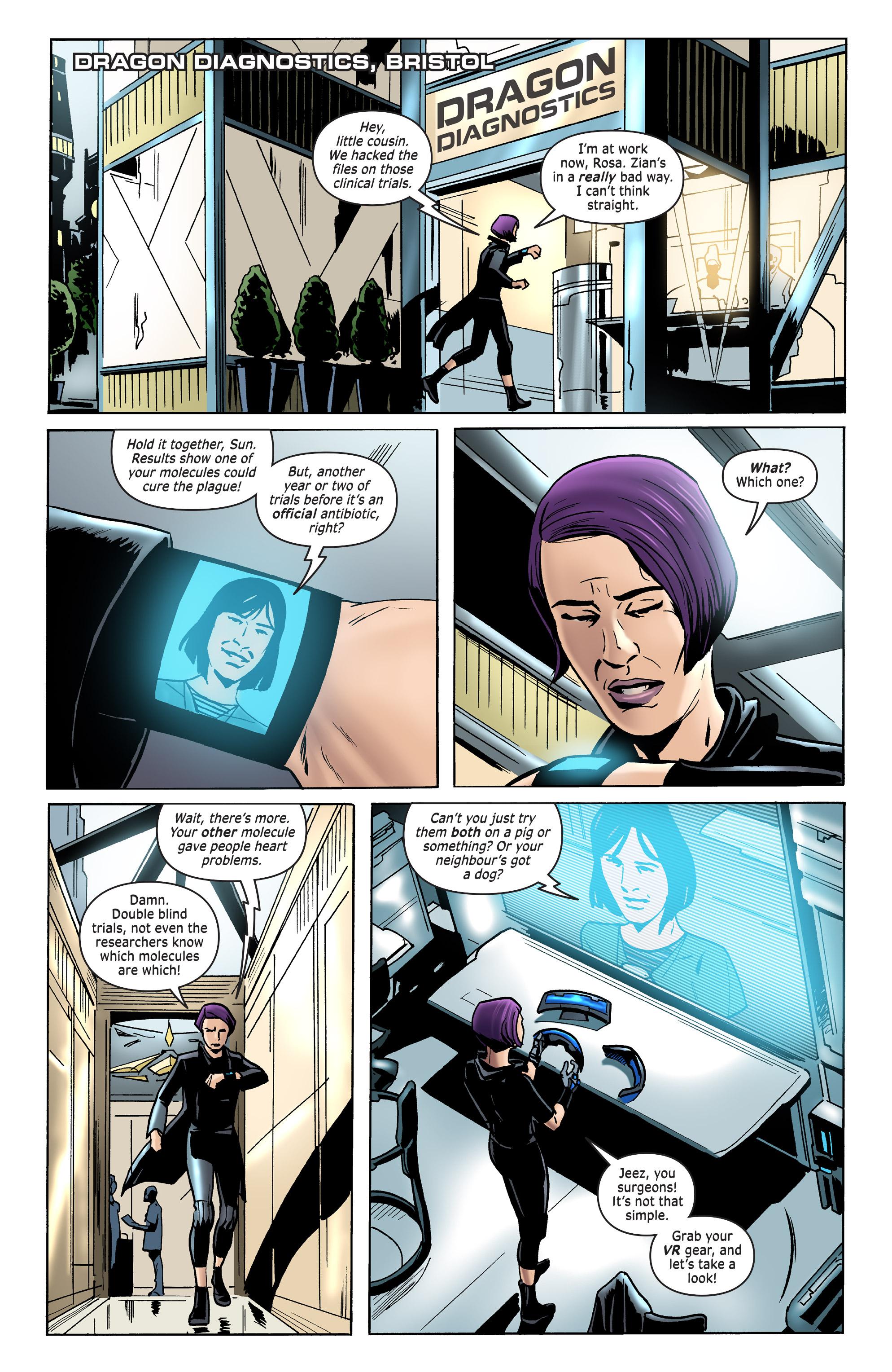 Read online Surgeon X Special: Trial & Error comic -  Issue # Full - 6