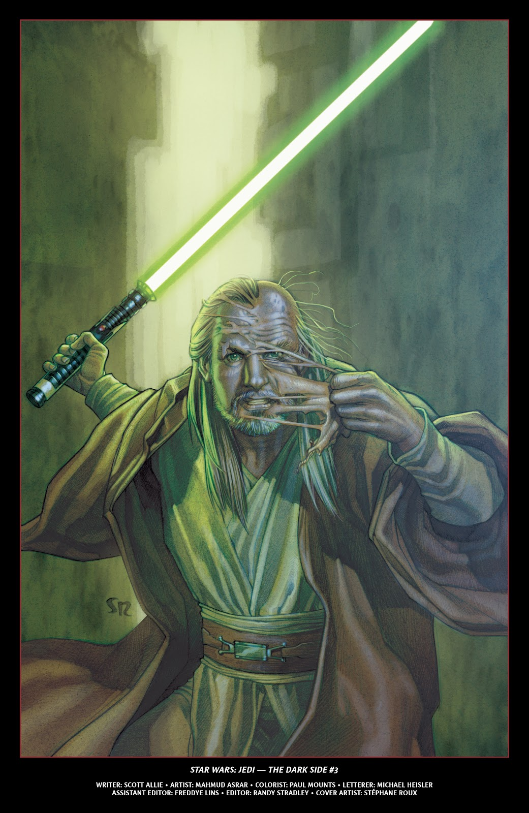 Read online Star Wars Legends: Rise of the Sith - Epic Collection comic -  Issue # TPB 1 (Part 2) - 30