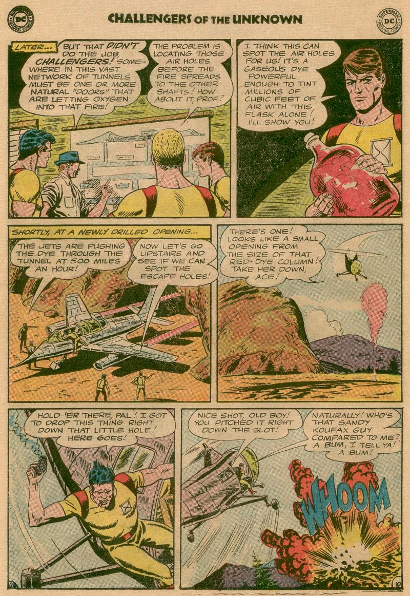 Challengers of the Unknown (1958) issue 45 - Page 13