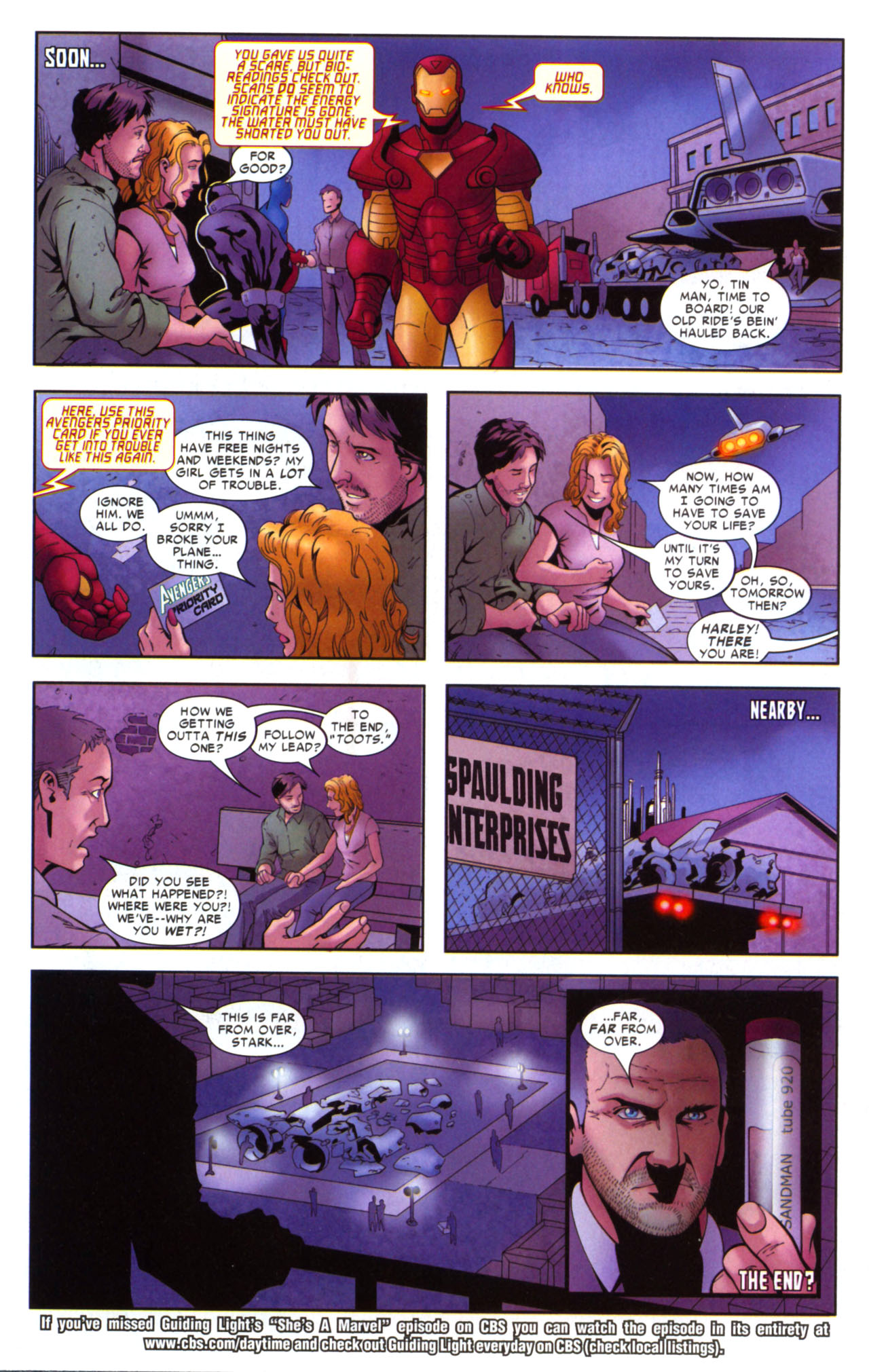 Read online Amazing Spider-Girl comic -  Issue #2 - 32