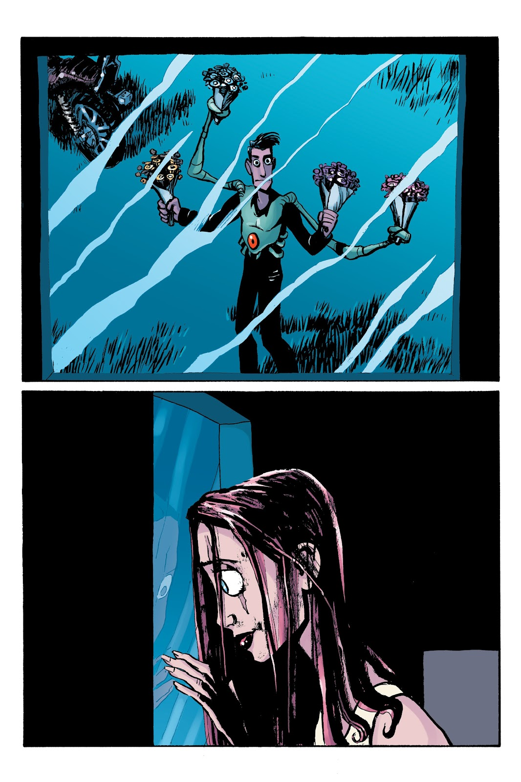 Read online Creature Tech (2019) comic -  Issue # TPB (Part 2) - 3