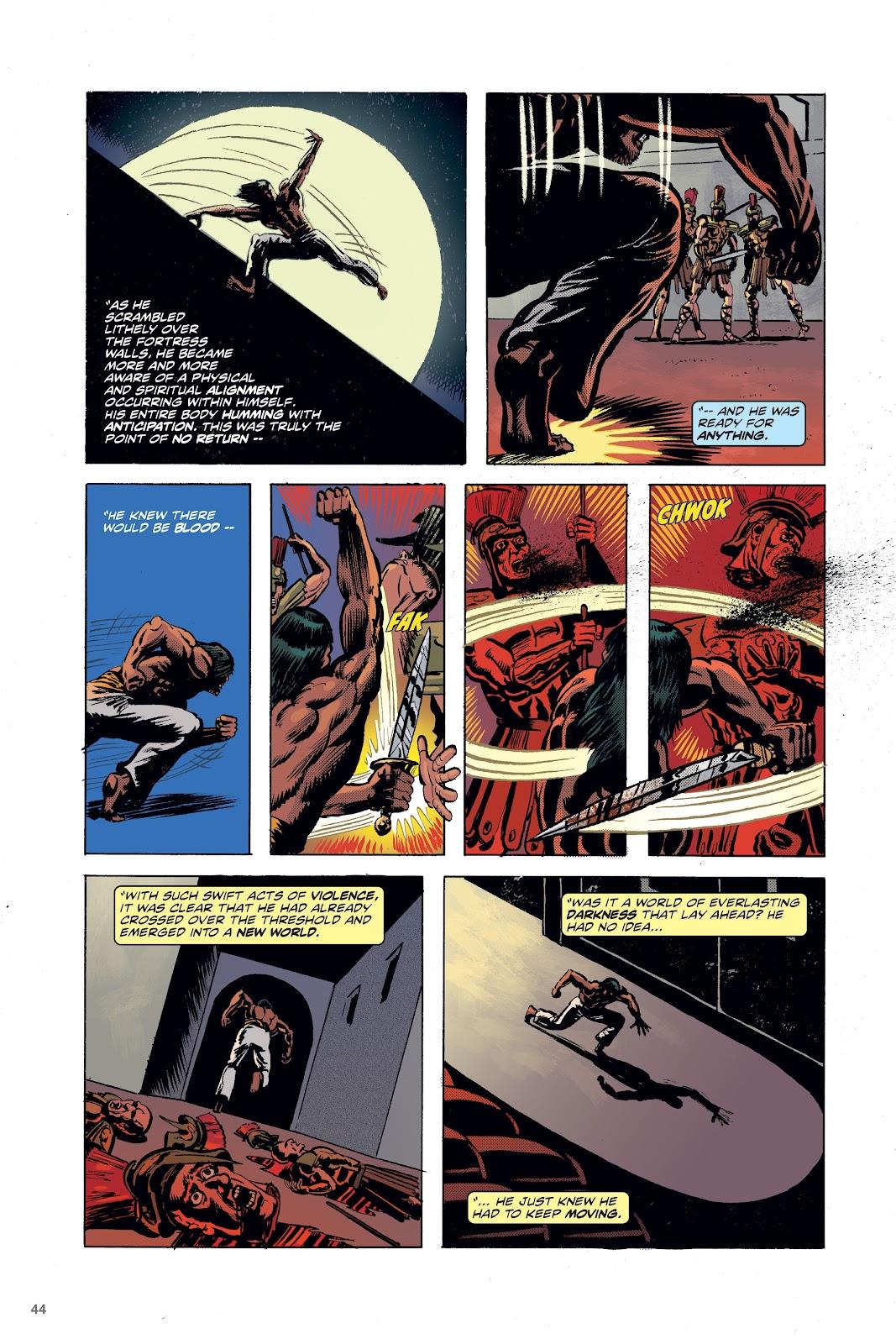 Read online Jesusfreak comic -  Issue # Full - 40