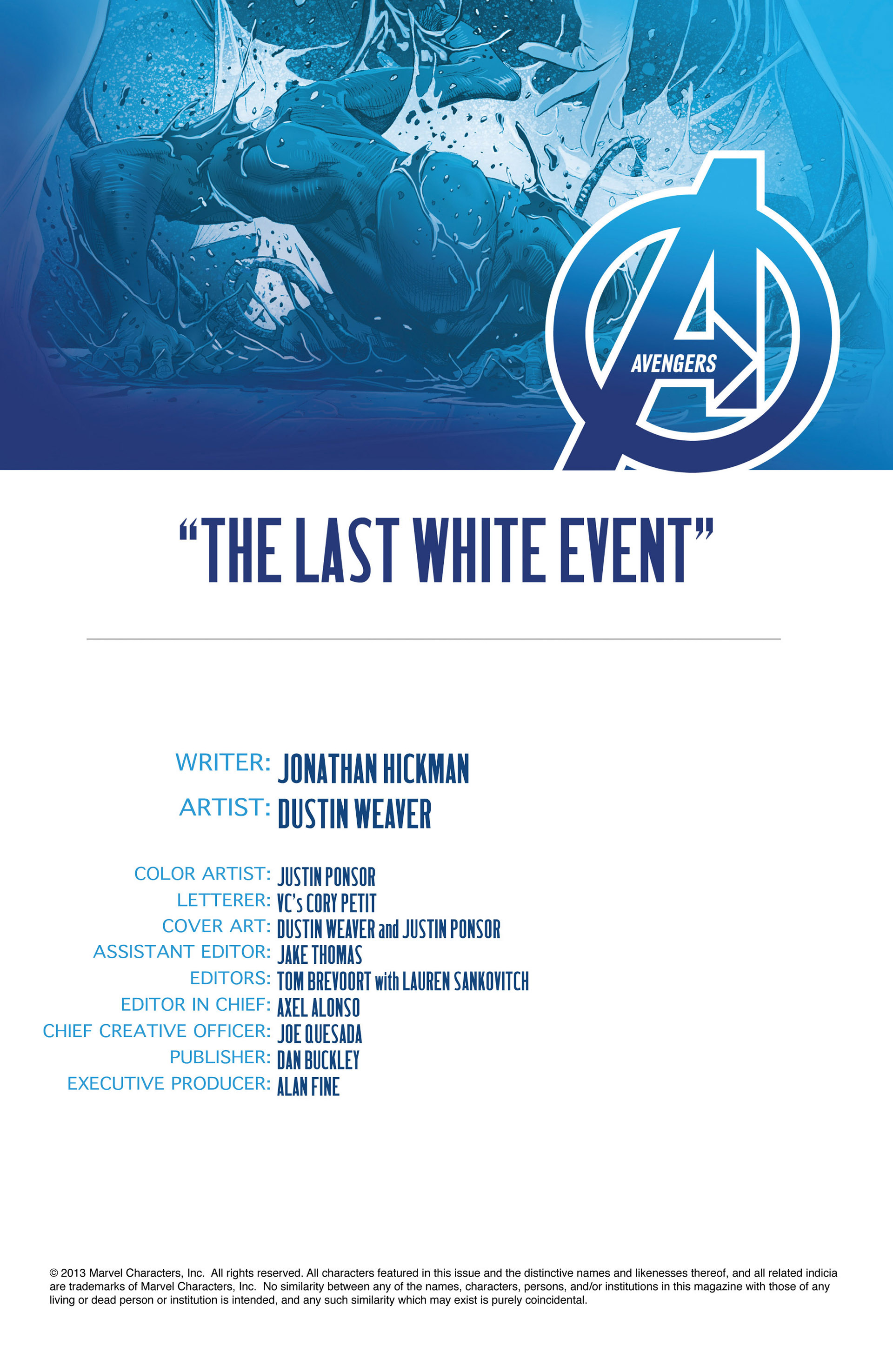 Read online Avengers (2013) comic -  Issue #7 - 9