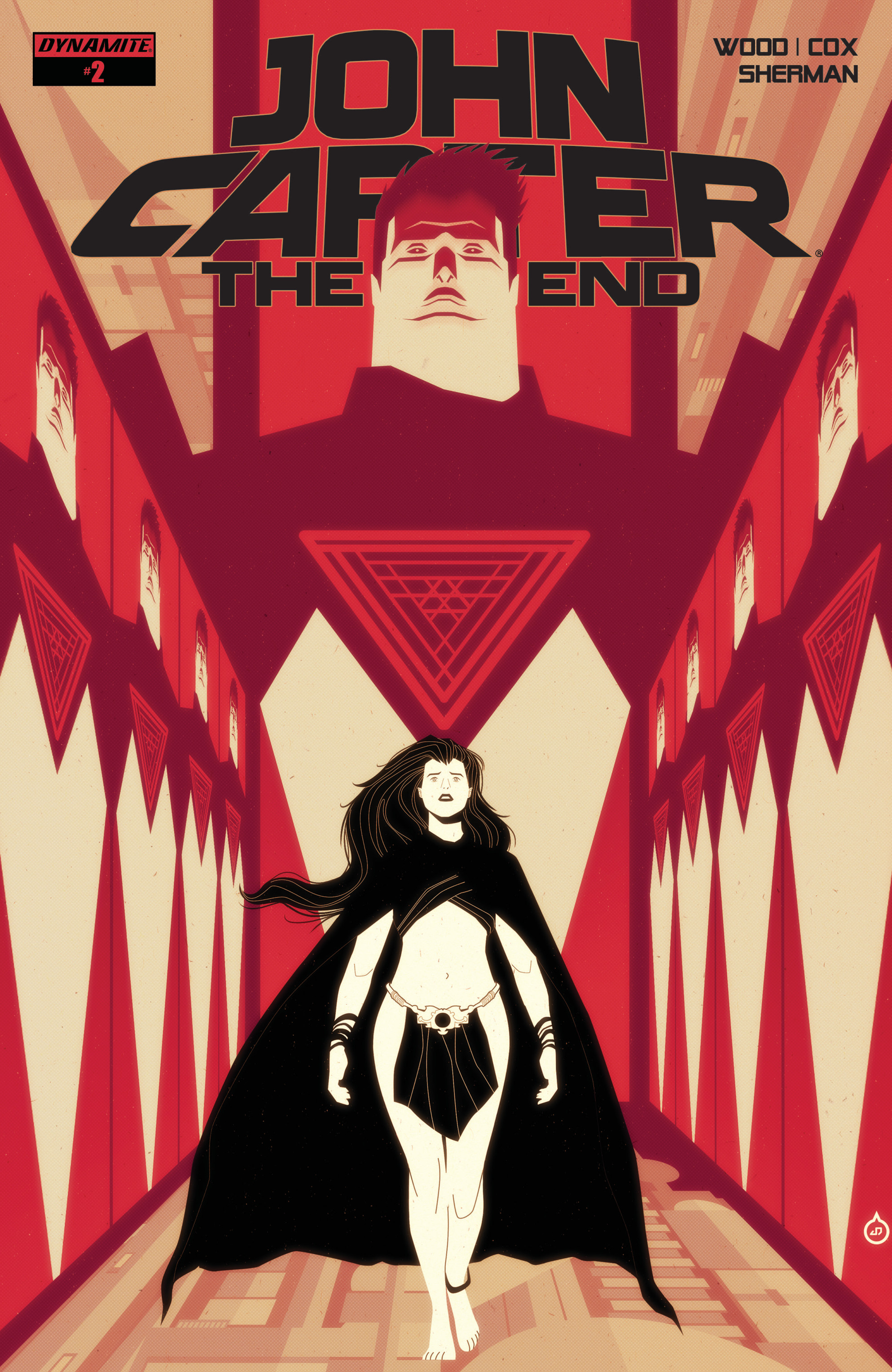 Read online John Carter: The End comic -  Issue #2 - 2