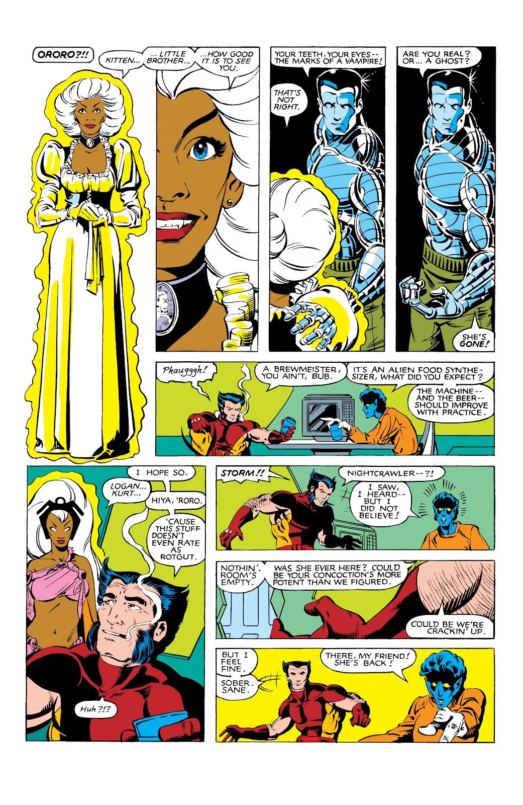 Uncanny X-Men (1963) issue 165 - Page 20