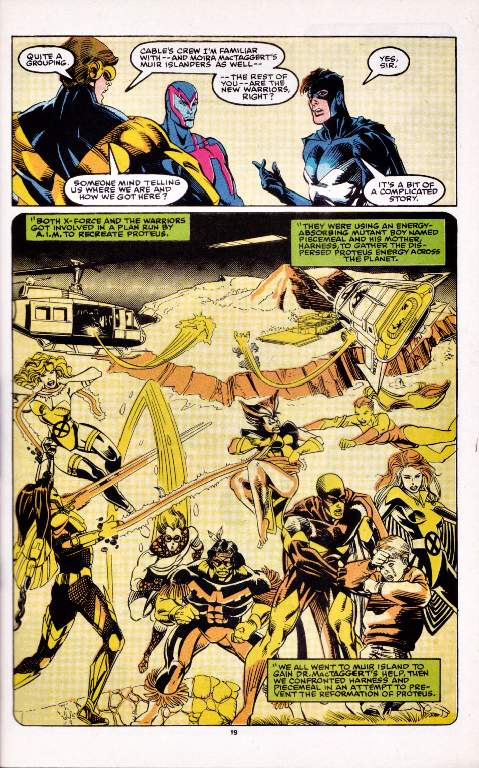 Read online X-Factor (1986) comic -  Issue # _ Annual 6 - 17