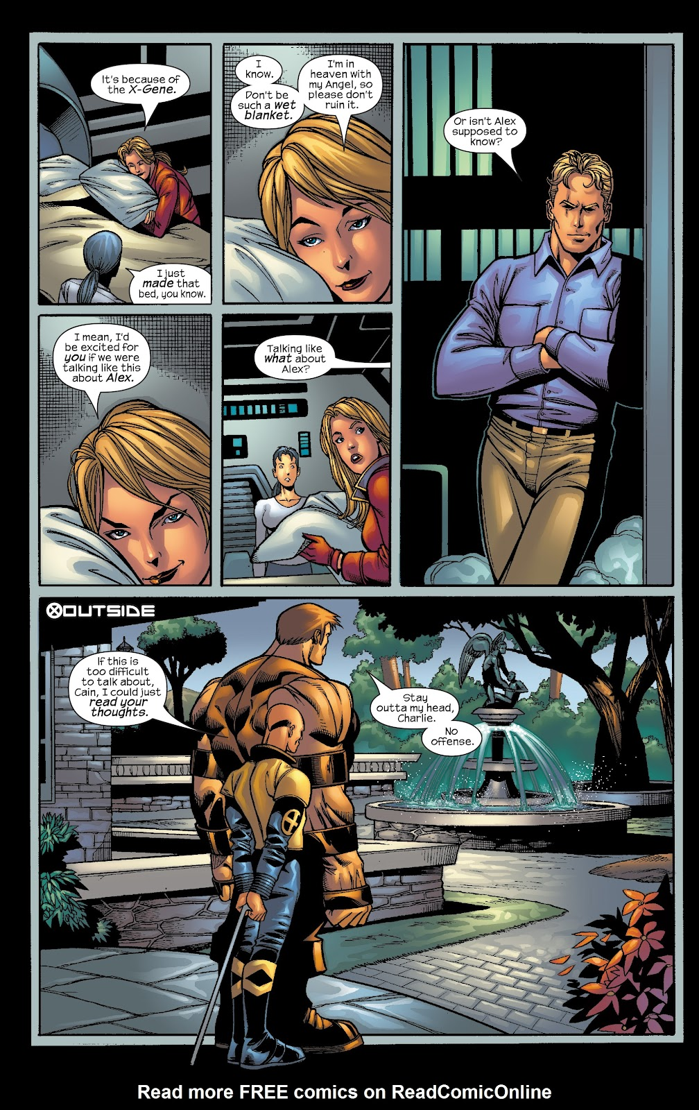 Read online X-Men: Unstoppable comic -  Issue # TPB (Part 4) - 26
