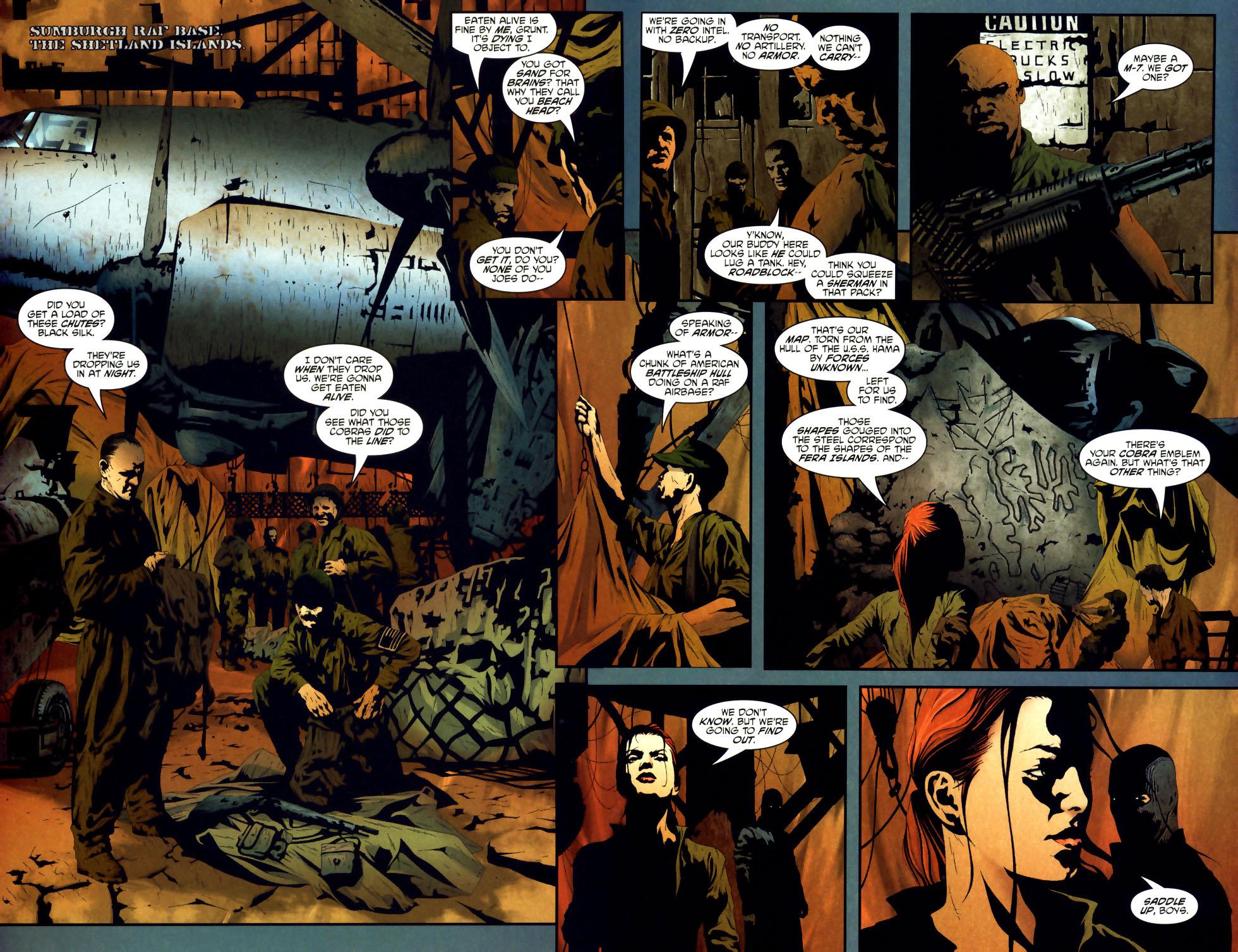 Read online Transformers/G.I. Joe comic -  Issue #1 - 14