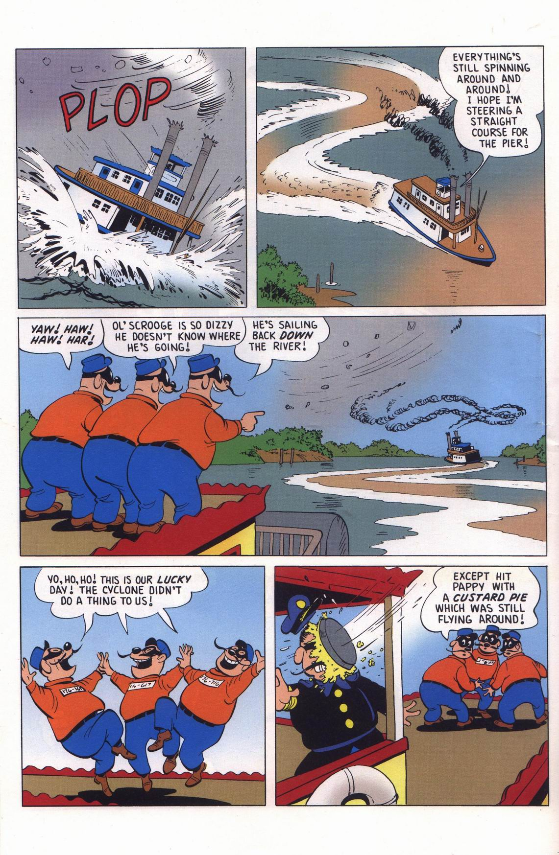 Read online Uncle Scrooge (1953) comic -  Issue #313 - 64
