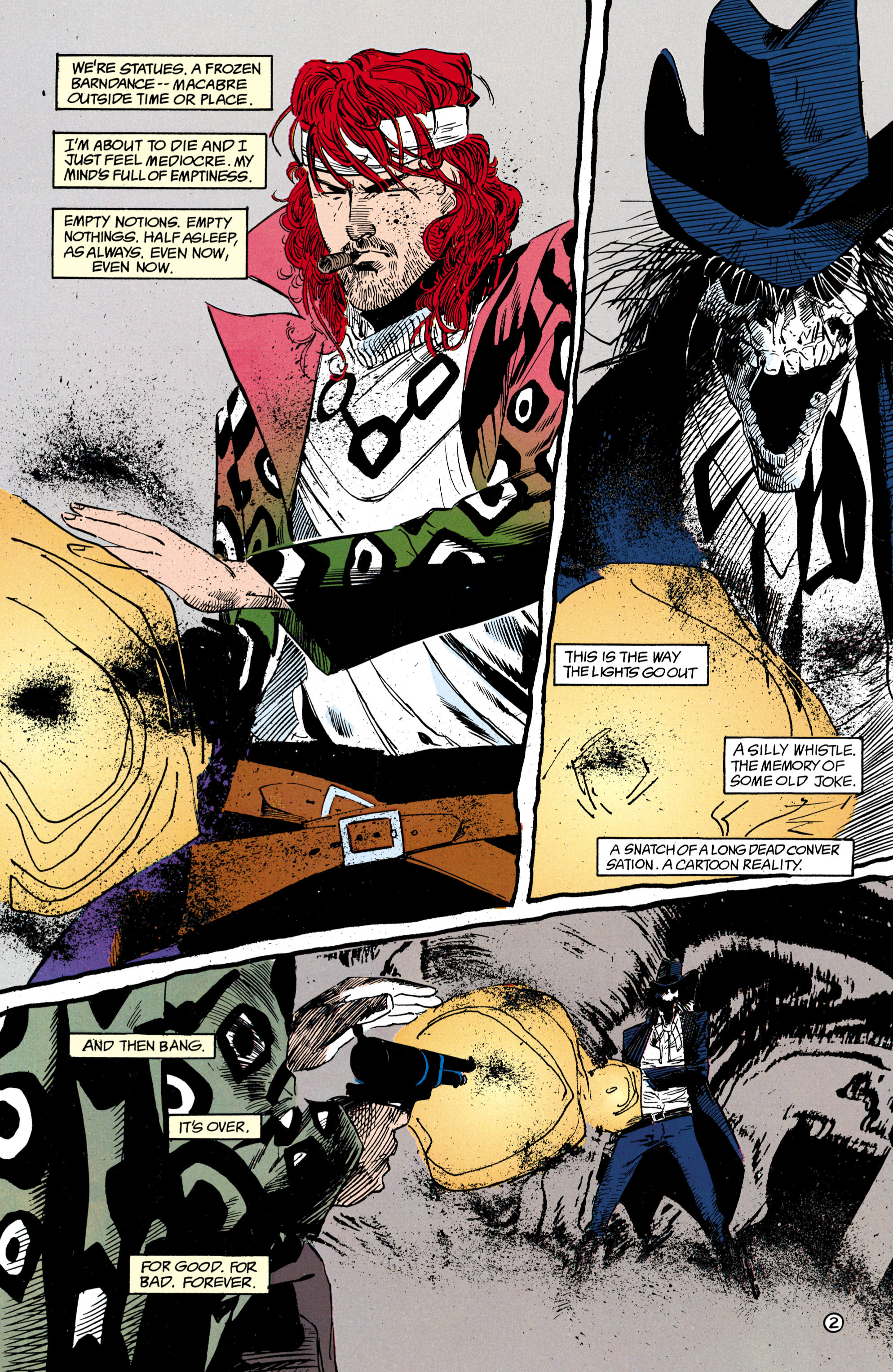 Read online Shade, the Changing Man comic -  Issue #17 - 3