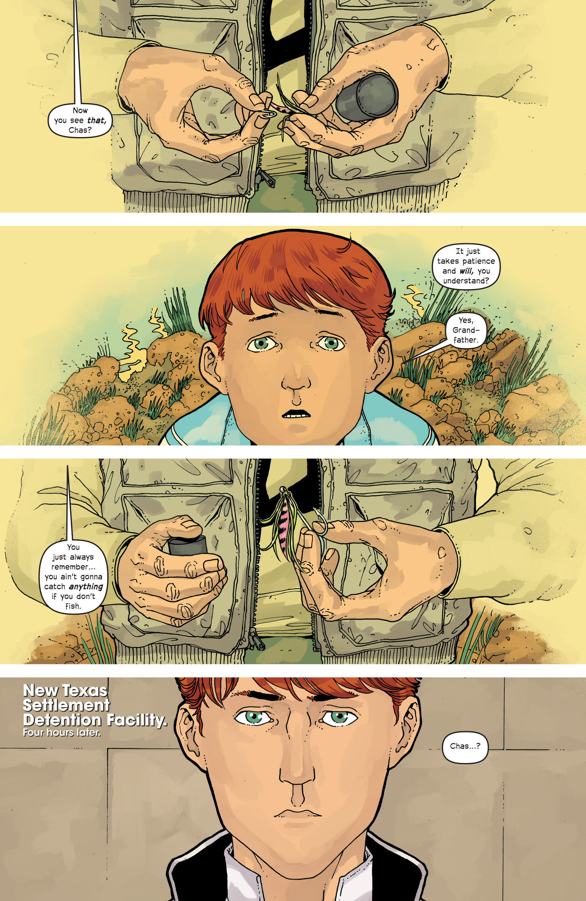 Read online Great Pacific comic -  Issue #13 - 7
