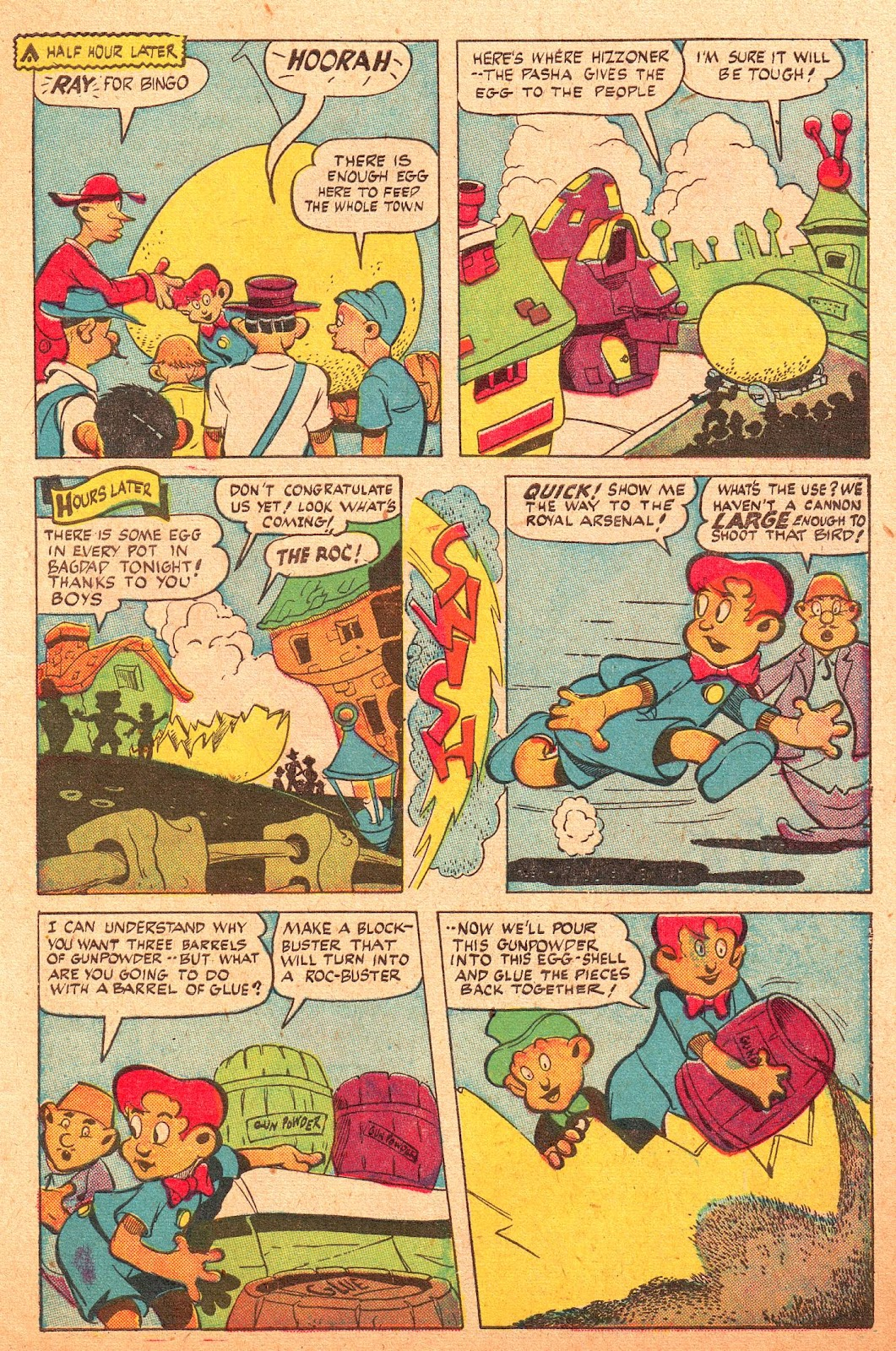 Jingle Jangle Comics issue 21 - Page 9