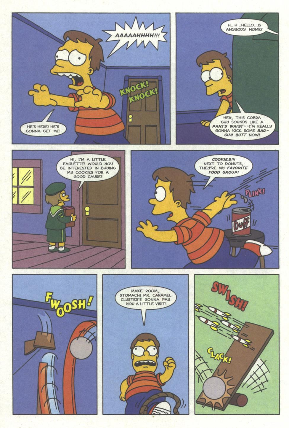 Read online Simpsons Comics comic -  Issue #24 - 30