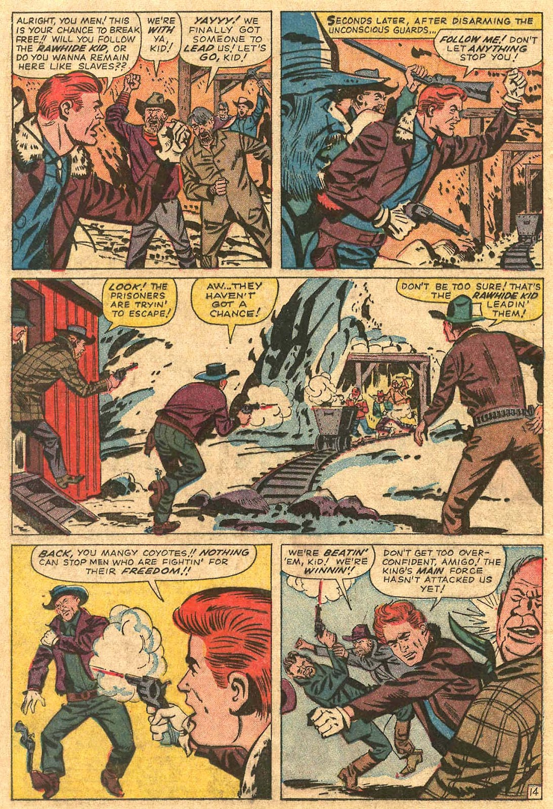 The Rawhide Kid (1955) issue 41 - Page 20