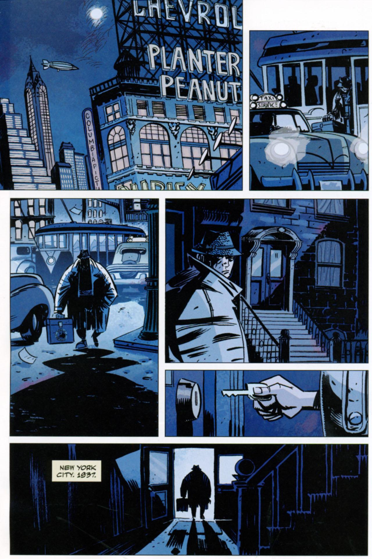 Read online Lobster Johnson: The Iron Prometheus comic -  Issue #1 - 3