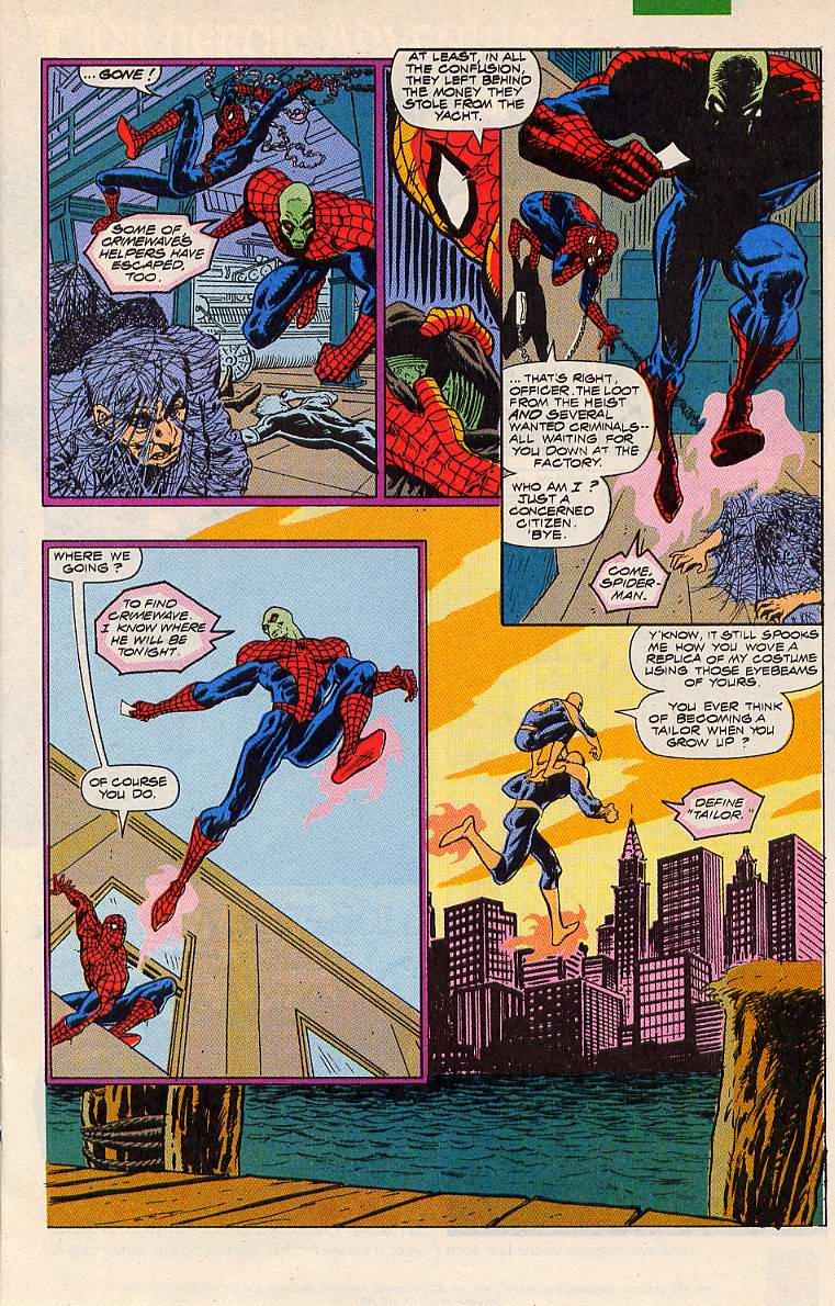 Read online Sleepwalker comic -  Issue #6 - 13
