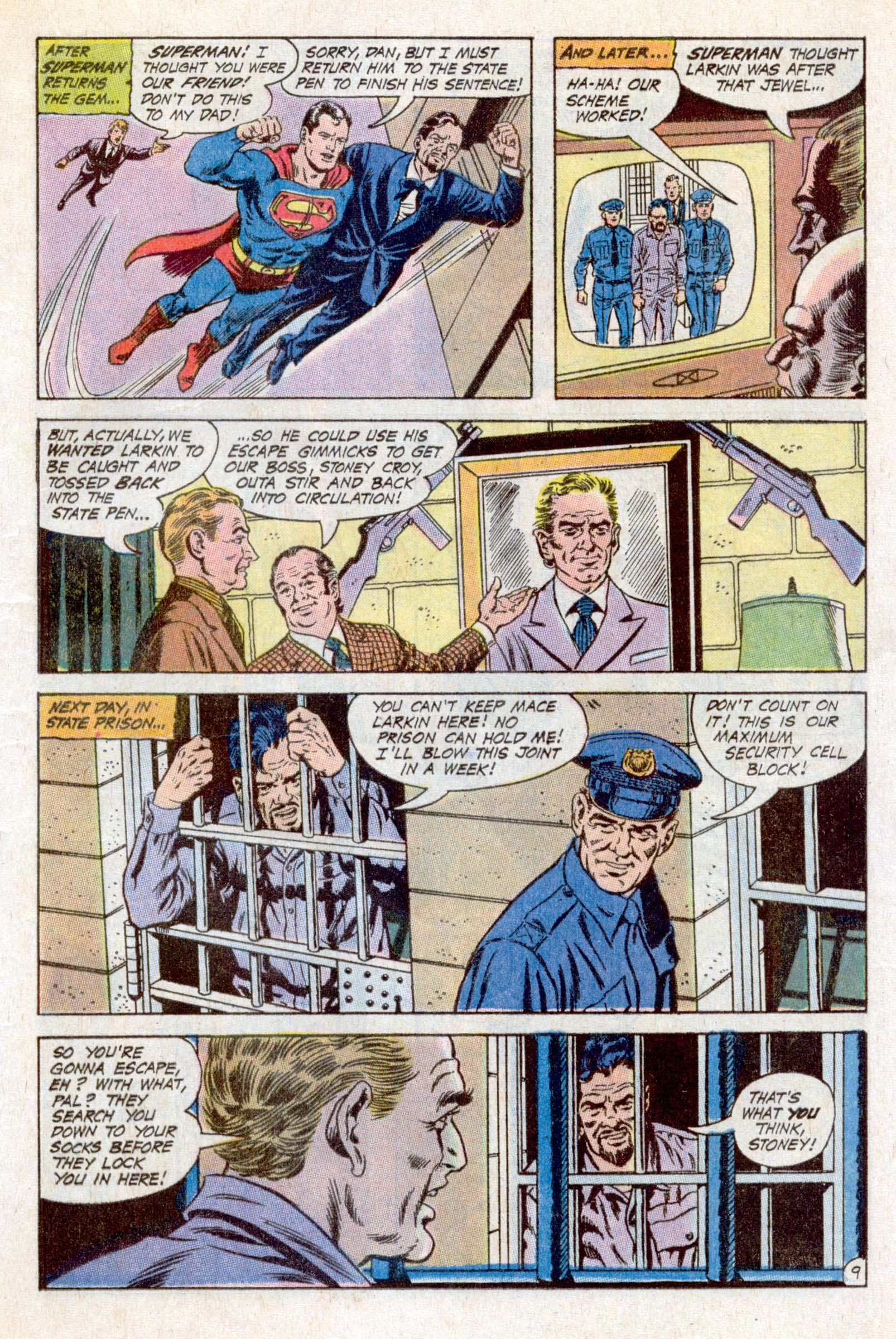 Read online Action Comics (1938) comic -  Issue #393 - 14