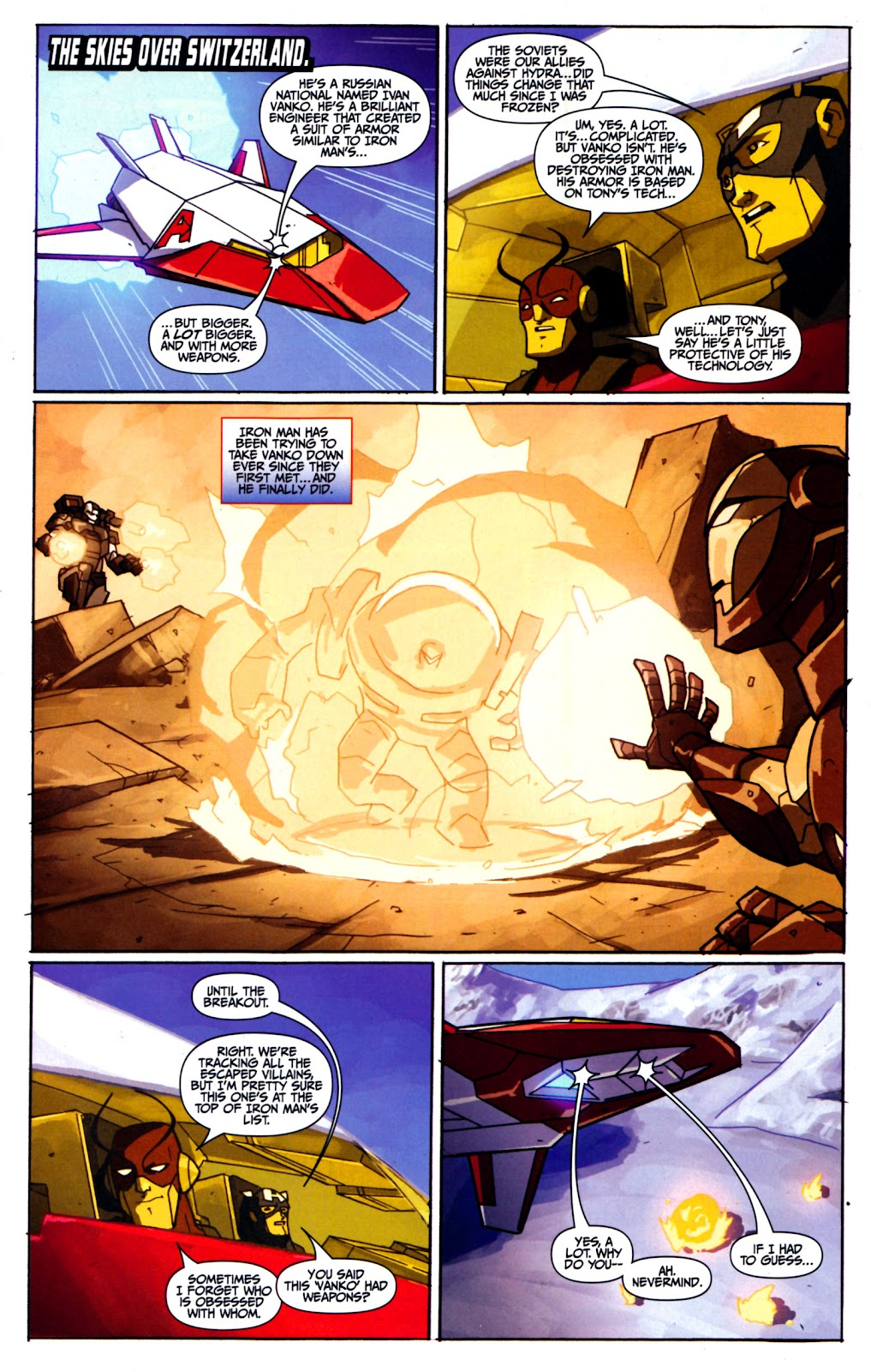 Avengers: Earth's Mightiest Heroes (2011) Issue #2 #2 - English 2