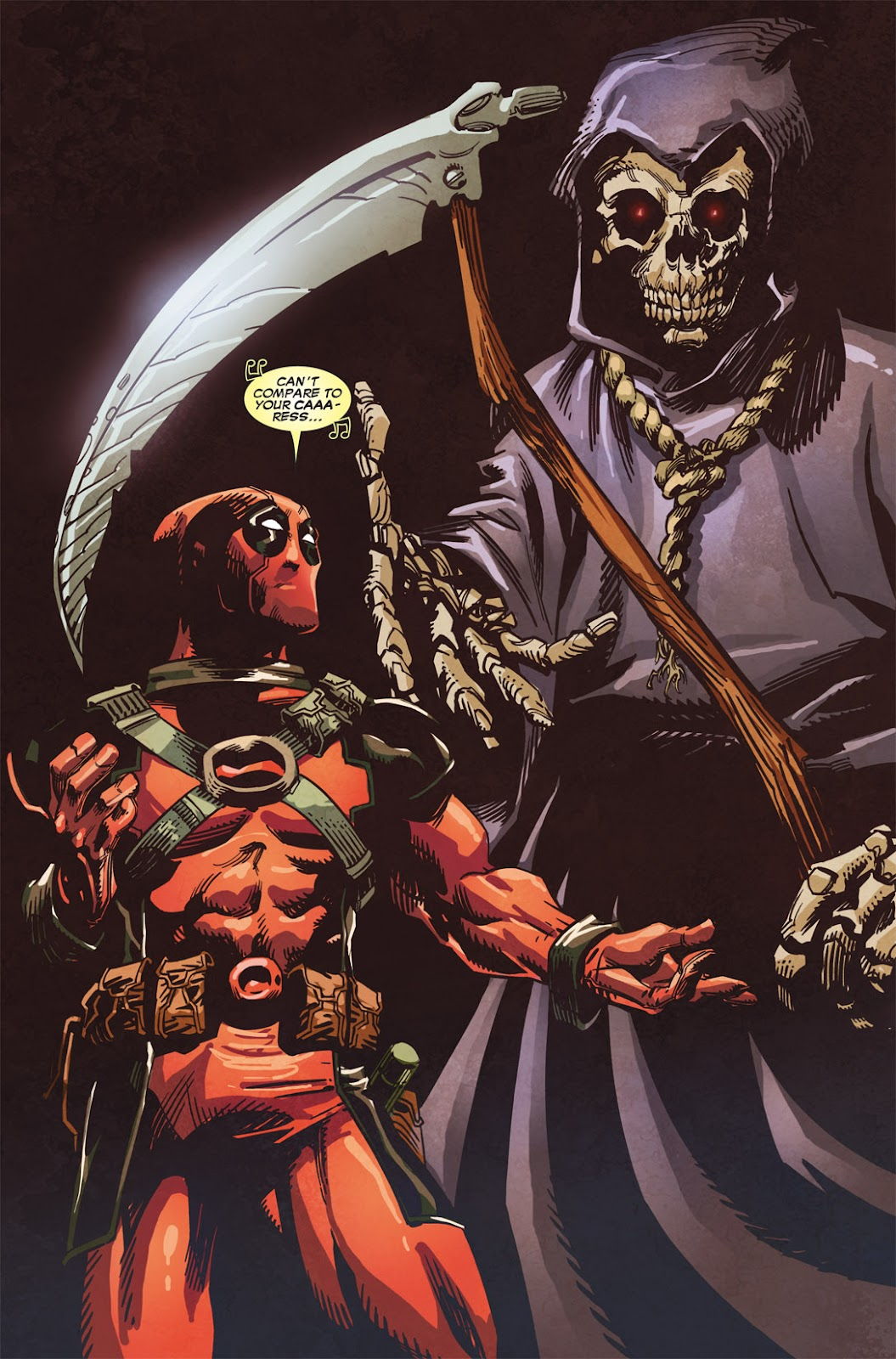 Read online Deadpool (2008) comic -  Issue #49.1 - 21
