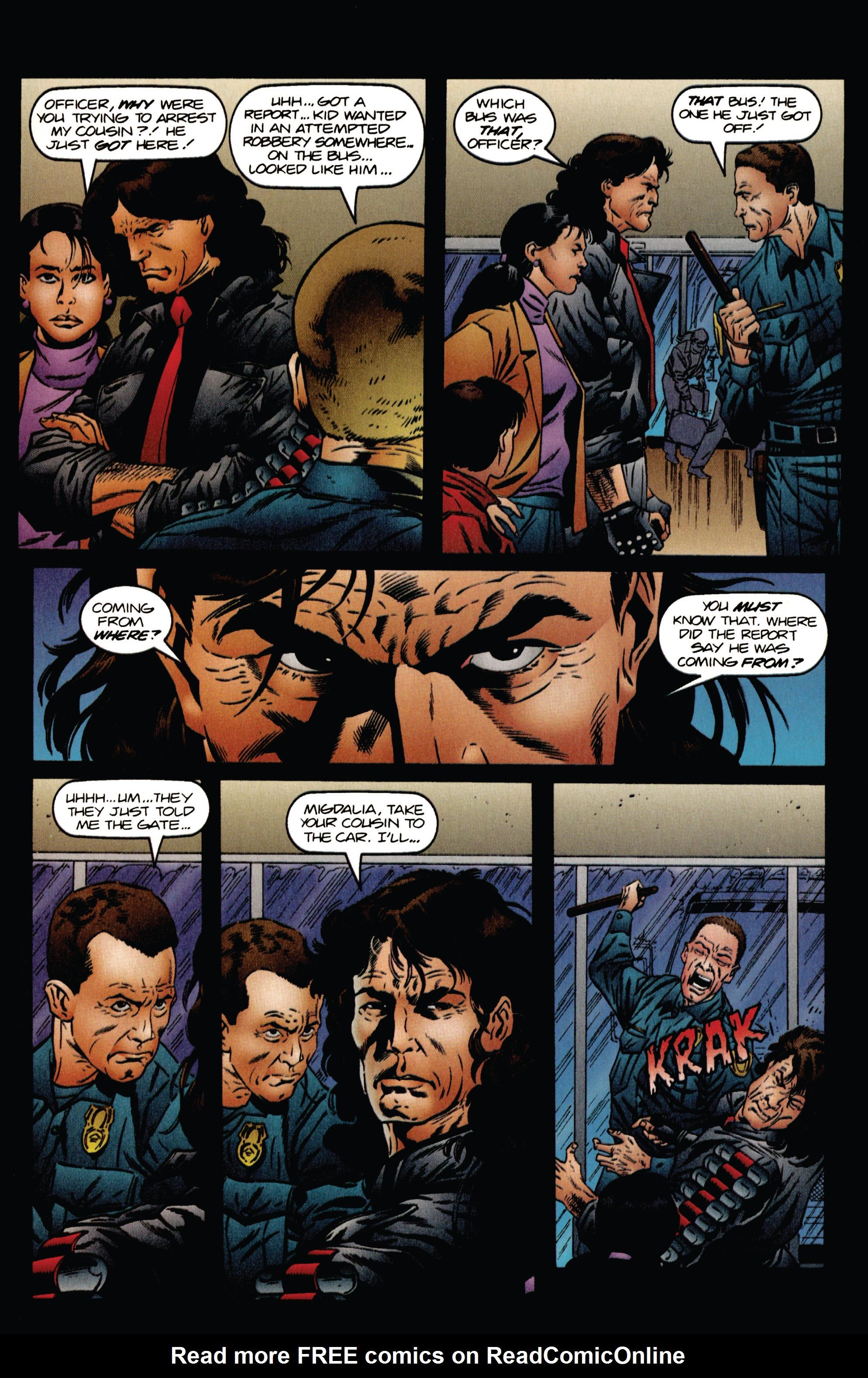 Read online Eternal Warrior (1992) comic -  Issue #39 - 10