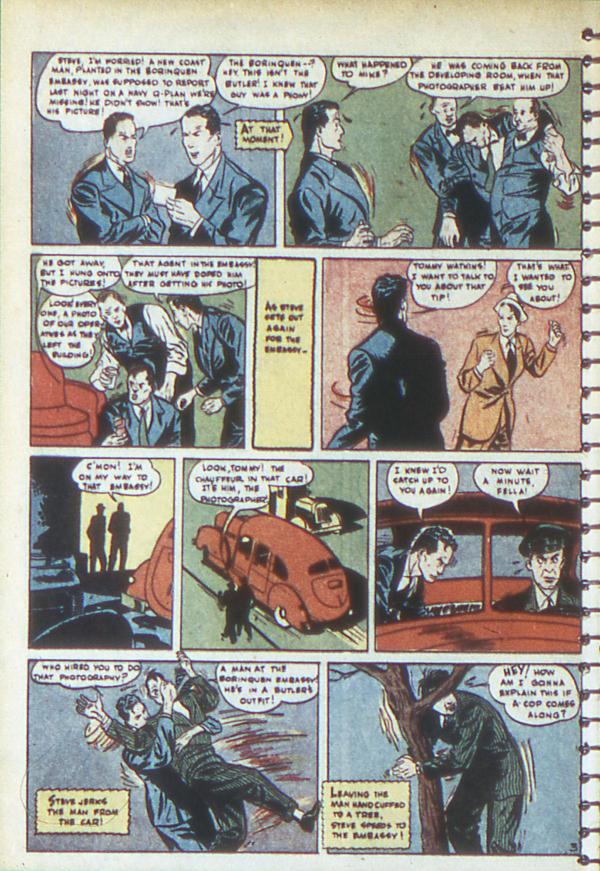 Read online Adventure Comics (1938) comic -  Issue #54 - 29