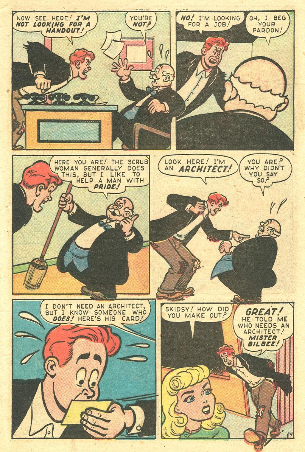 Tessie the Typist issue 11 - Page 45