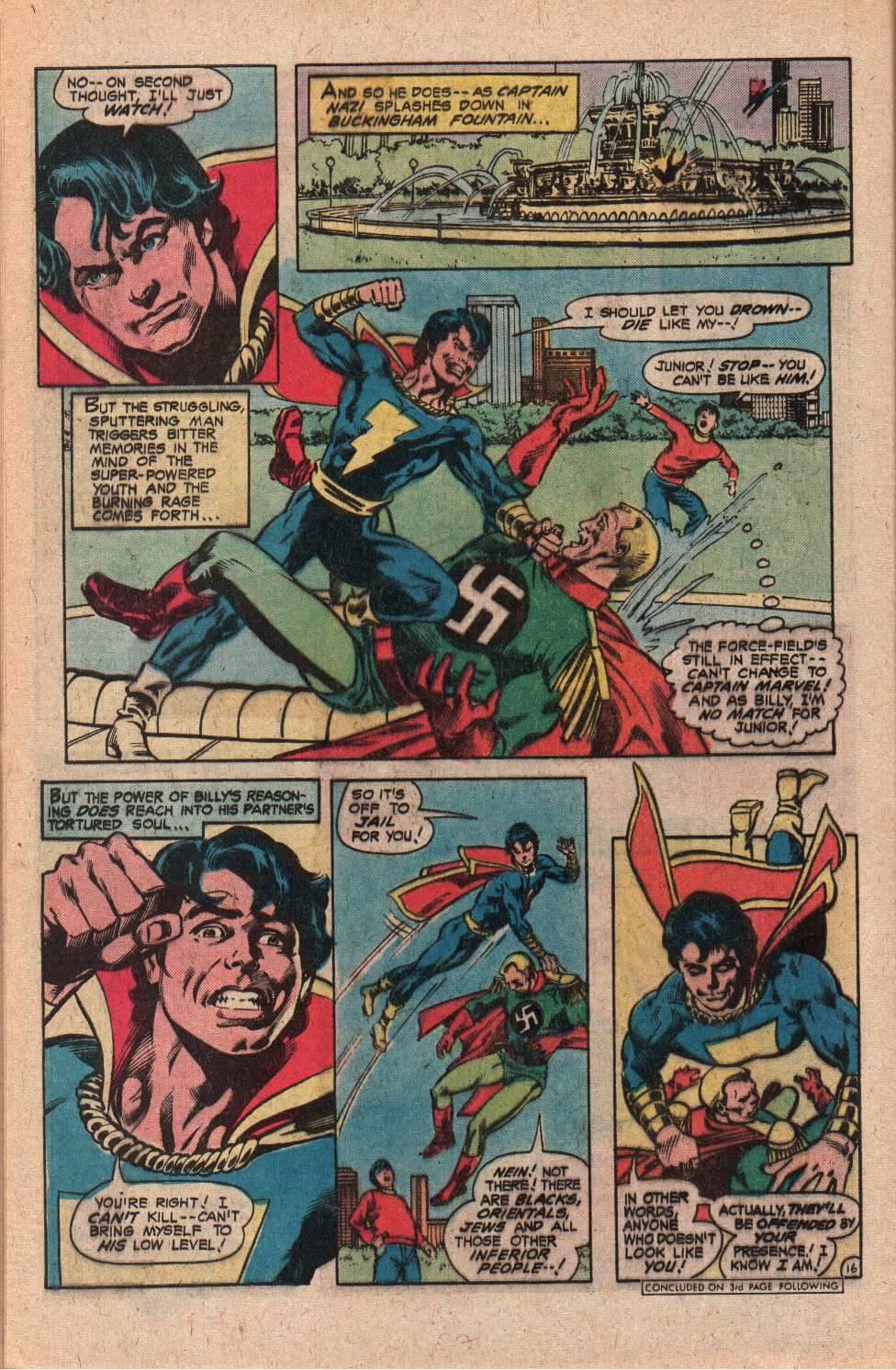 Read online Shazam! (1973) comic -  Issue #34 - 28
