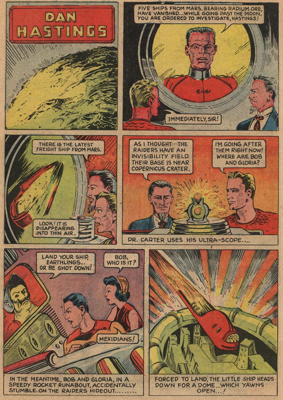 Blue Ribbon Comics (1939) issue 1 - Page 10