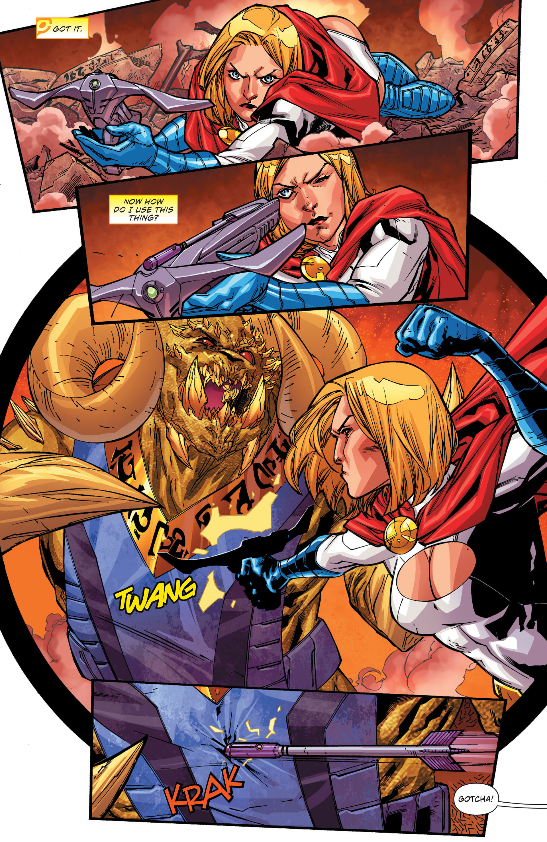 Read online Worlds' Finest comic -  Issue #18 - 19