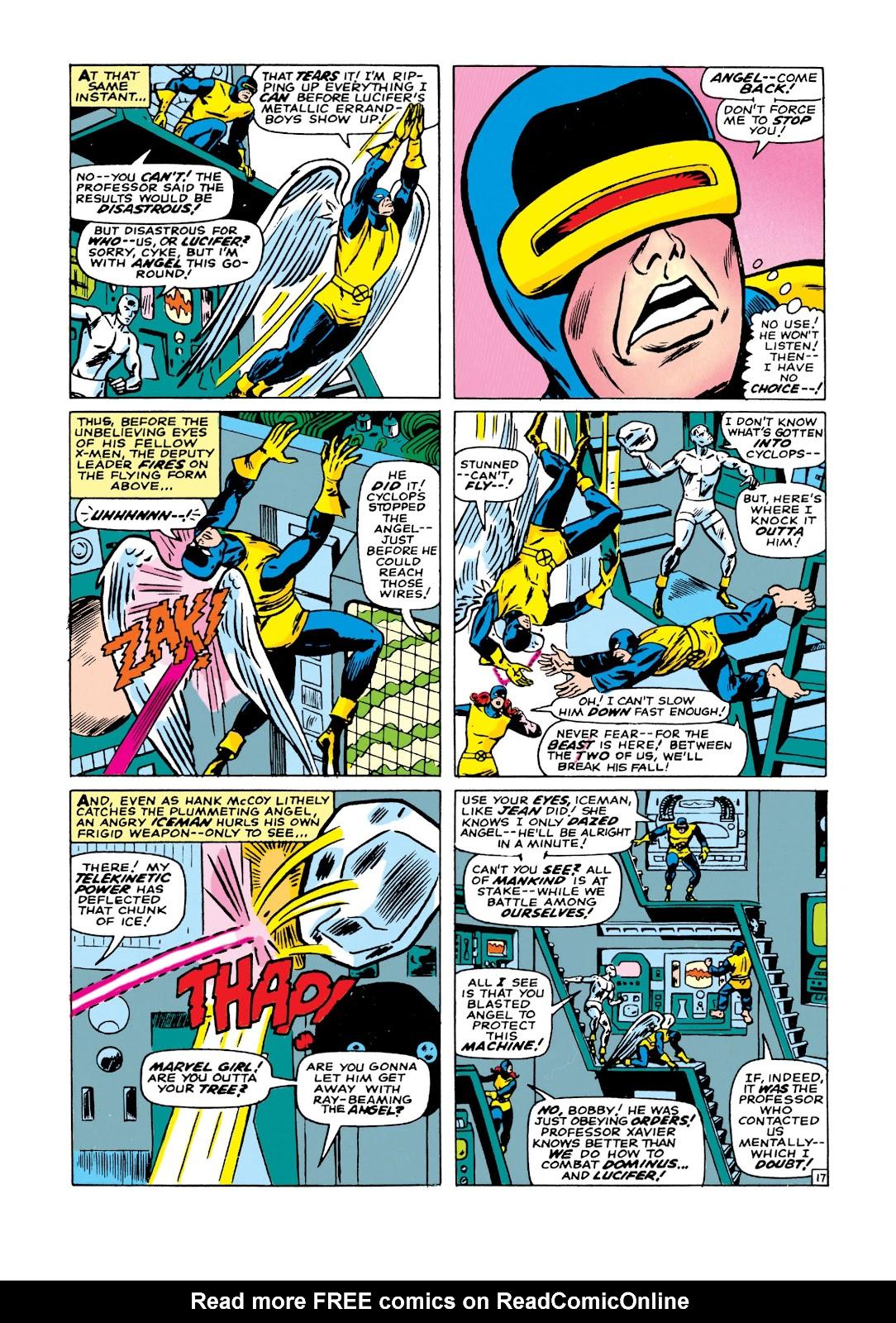 Uncanny X-Men (1963) issue 21 - Page 18