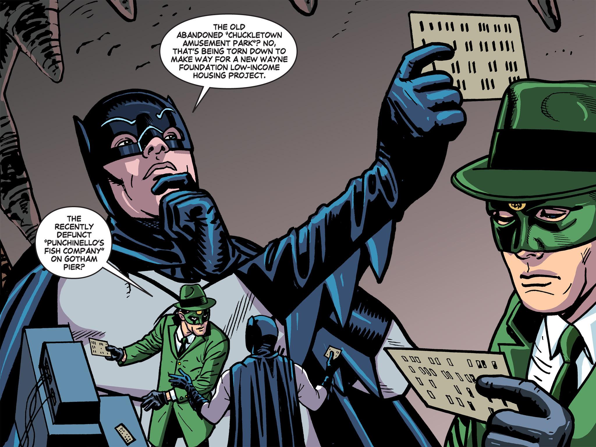 Read online Batman '66 Meets the Green Hornet [II] comic -  Issue #5 - 65