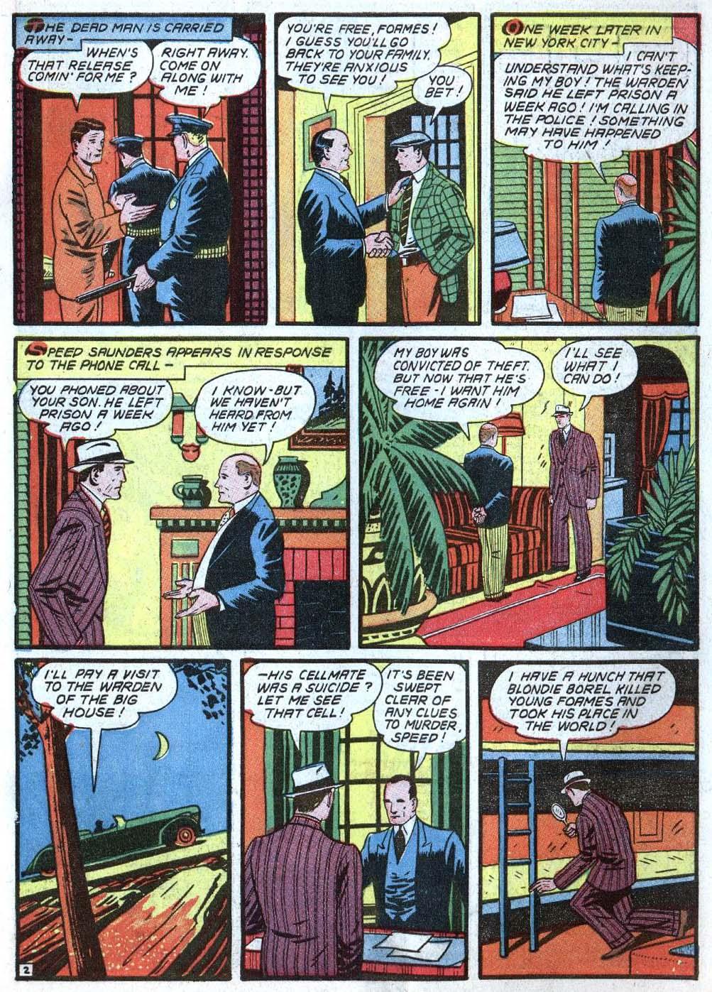 Read online Detective Comics (1937) comic -  Issue #43 - 39