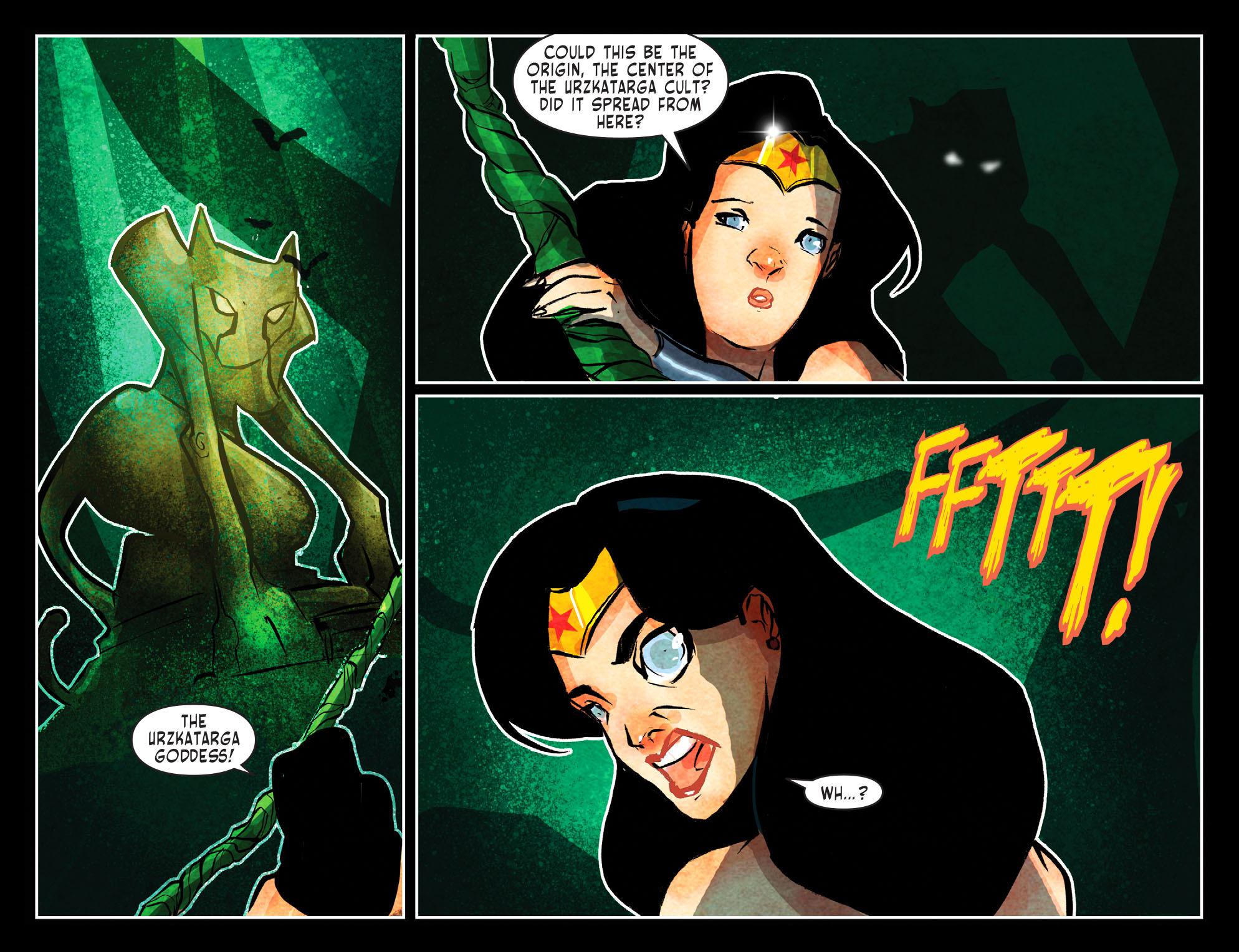 Read online Sensation Comics Featuring Wonder Woman comic -  Issue #51 - 12