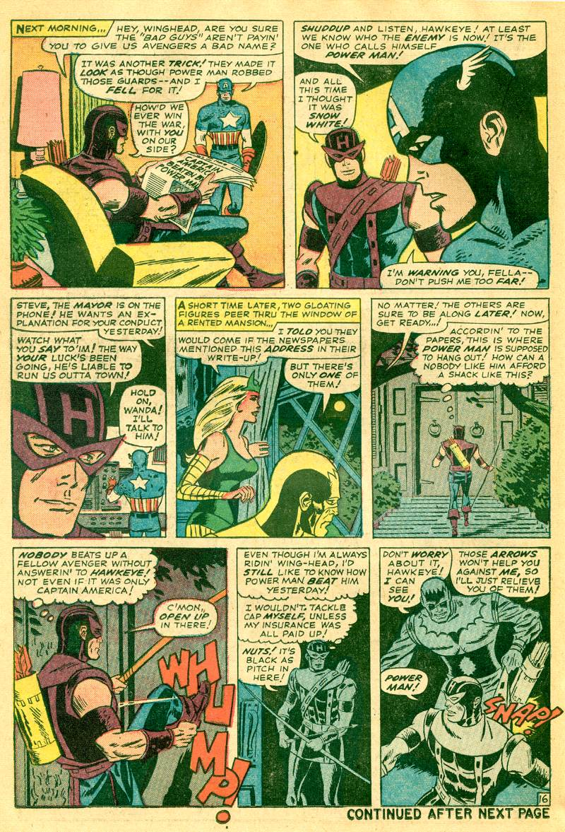 The Avengers (1963) 21 Page 21