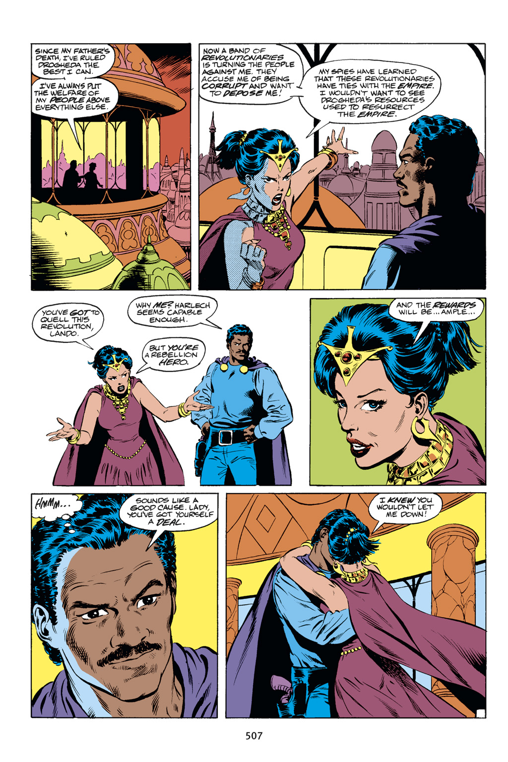 Read online Star Wars Omnibus comic -  Issue # Vol. 18.5 - 222