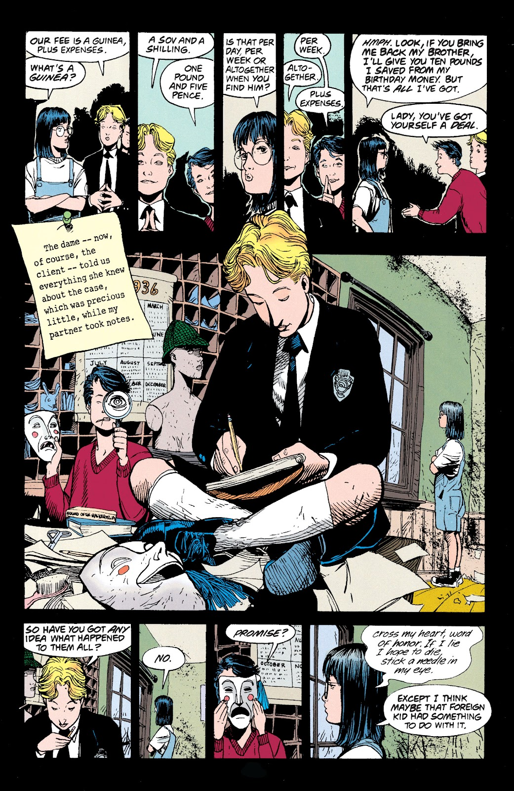 Read online The Children's Crusade comic -  Issue # _TPB (Part 1) - 17