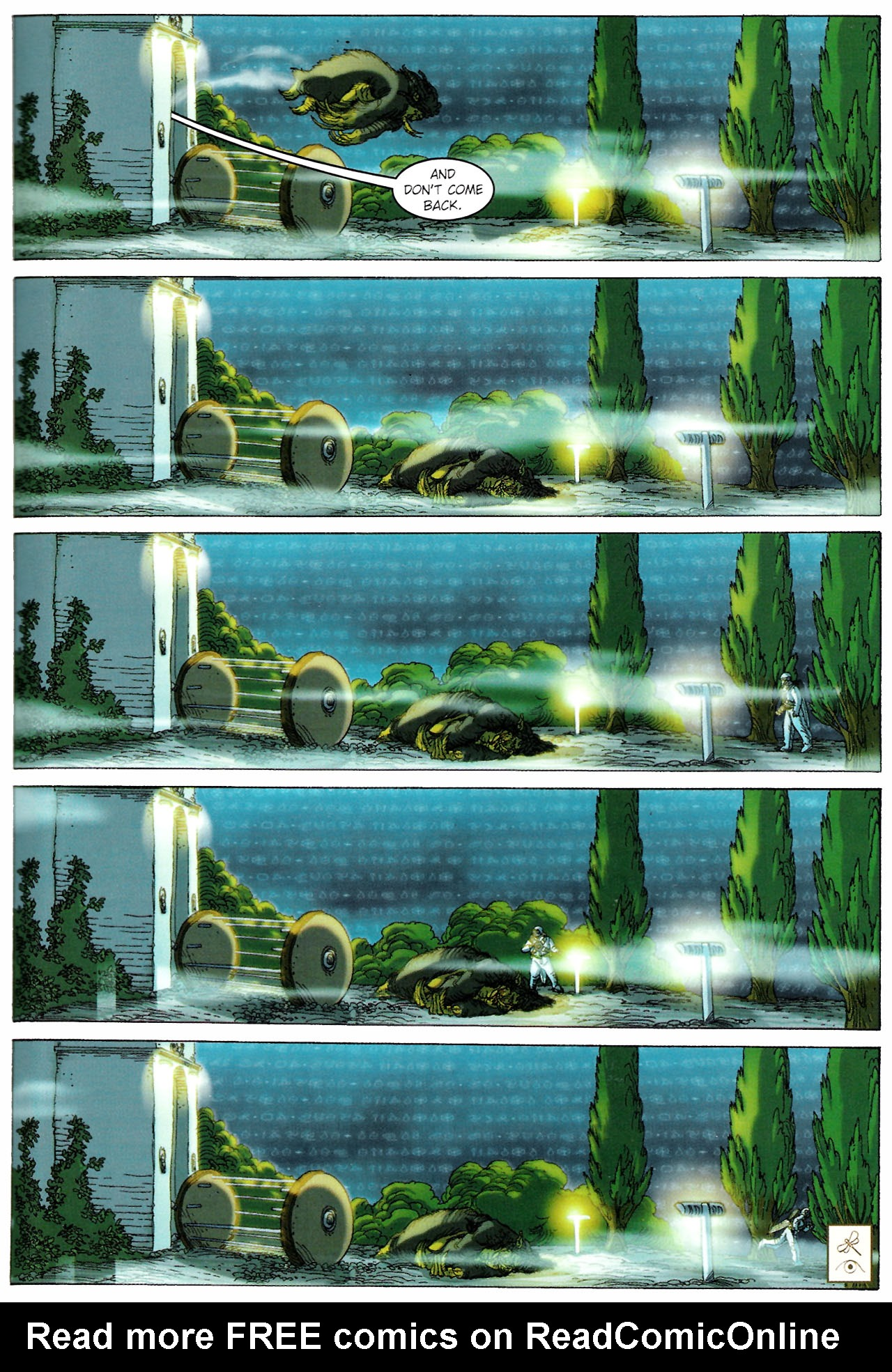 Read online Artemis Fowl: The Graphic Novel comic -  Issue #Artemis Fowl: The Graphic Novel Full - 98