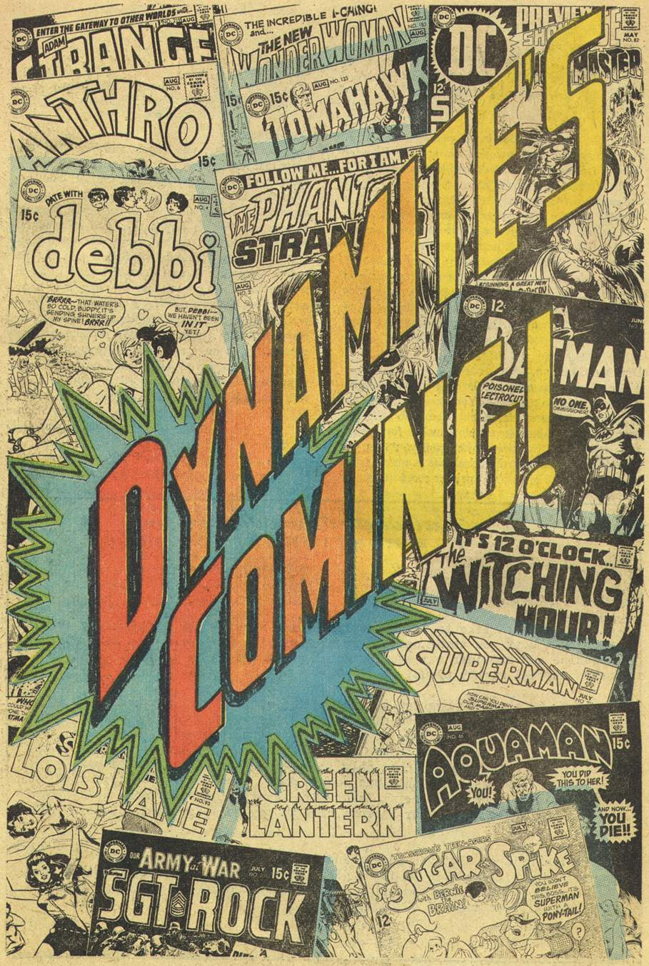 Read online Aquaman (1962) comic -  Issue #46 - 34