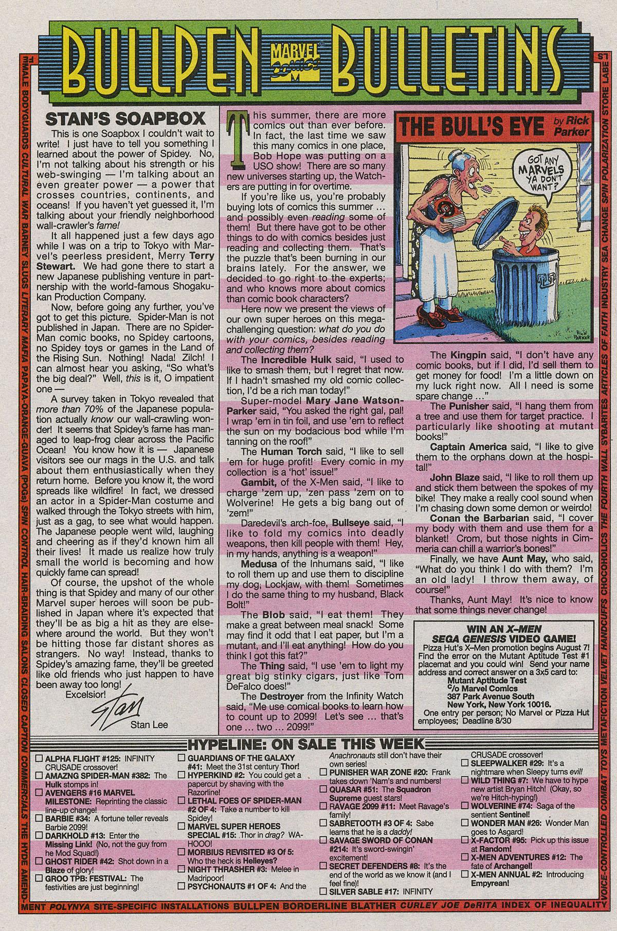 Read online Wonder Man (1991) comic -  Issue #24 - 20
