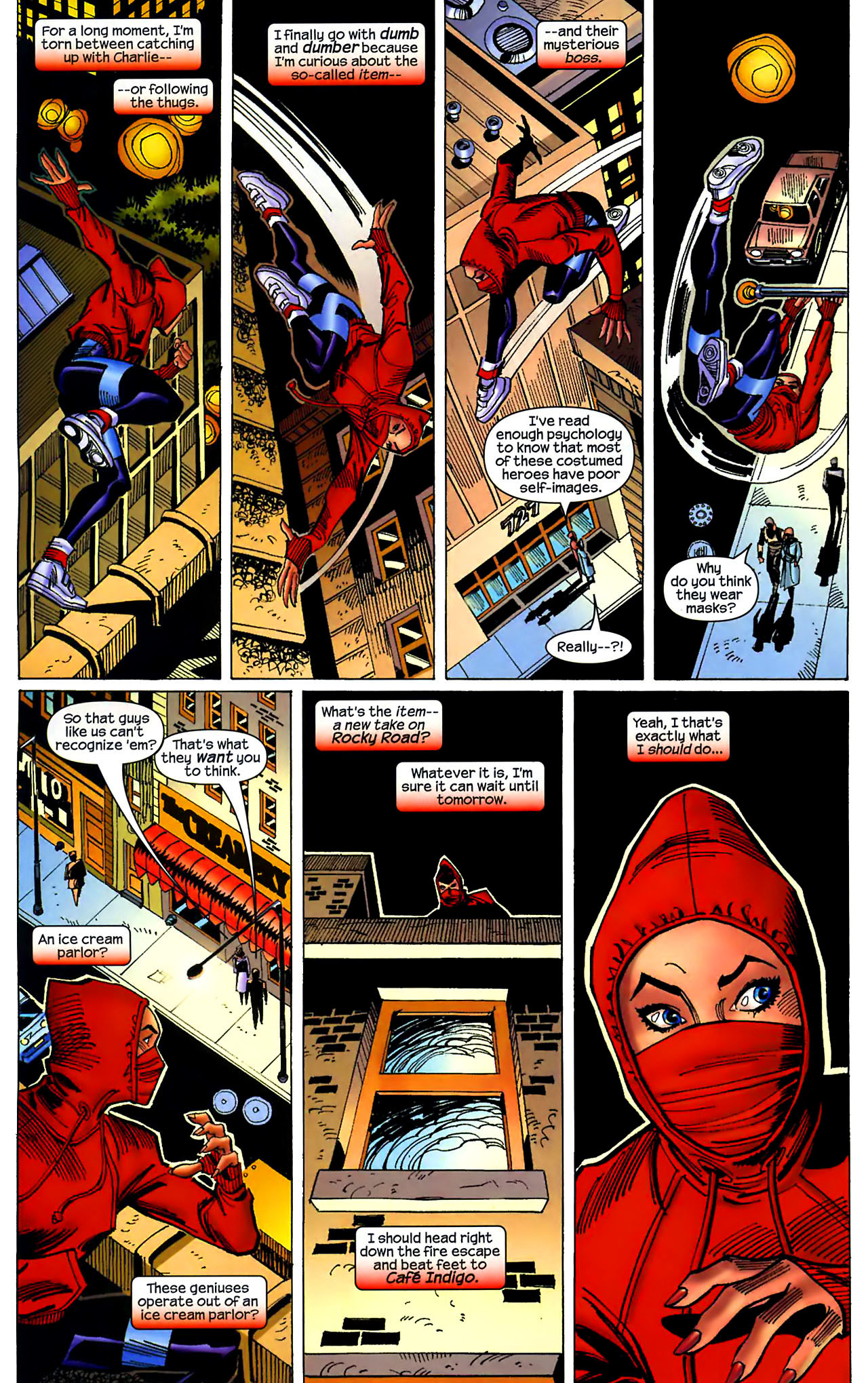 Read online Amazing Spider-Girl comic -  Issue #1 - 17