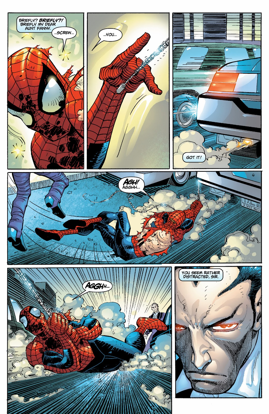 The Amazing Spider-Man by JMS Ultimate Collection issue TPB 1 (Part 2) - Page 1