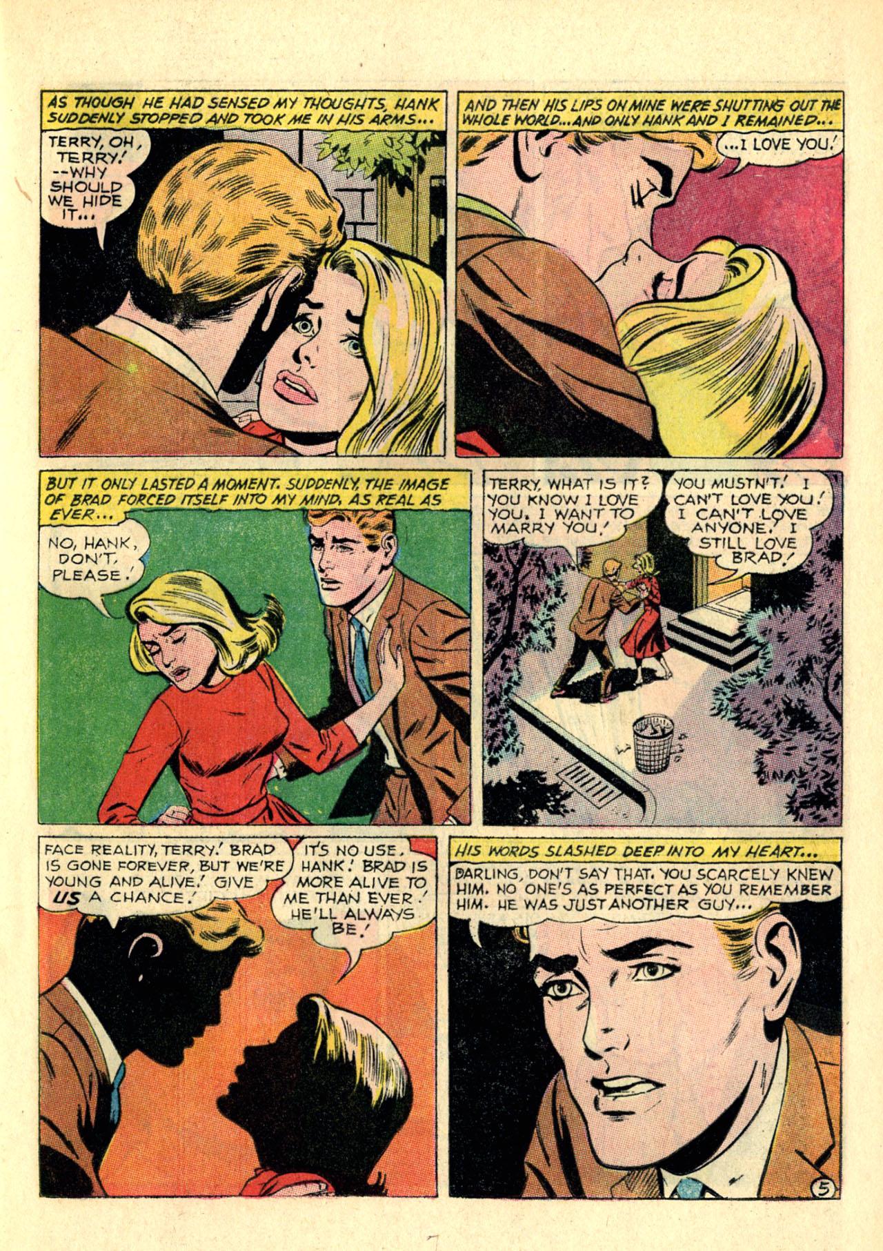 Read online Secret Hearts comic -  Issue #118 - 13